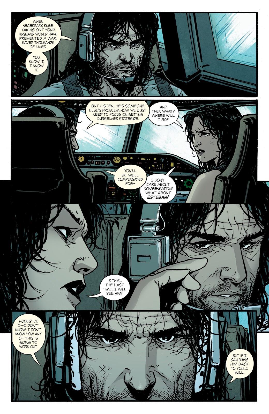 Read online Hardcore comic -  Issue #4 - 8
