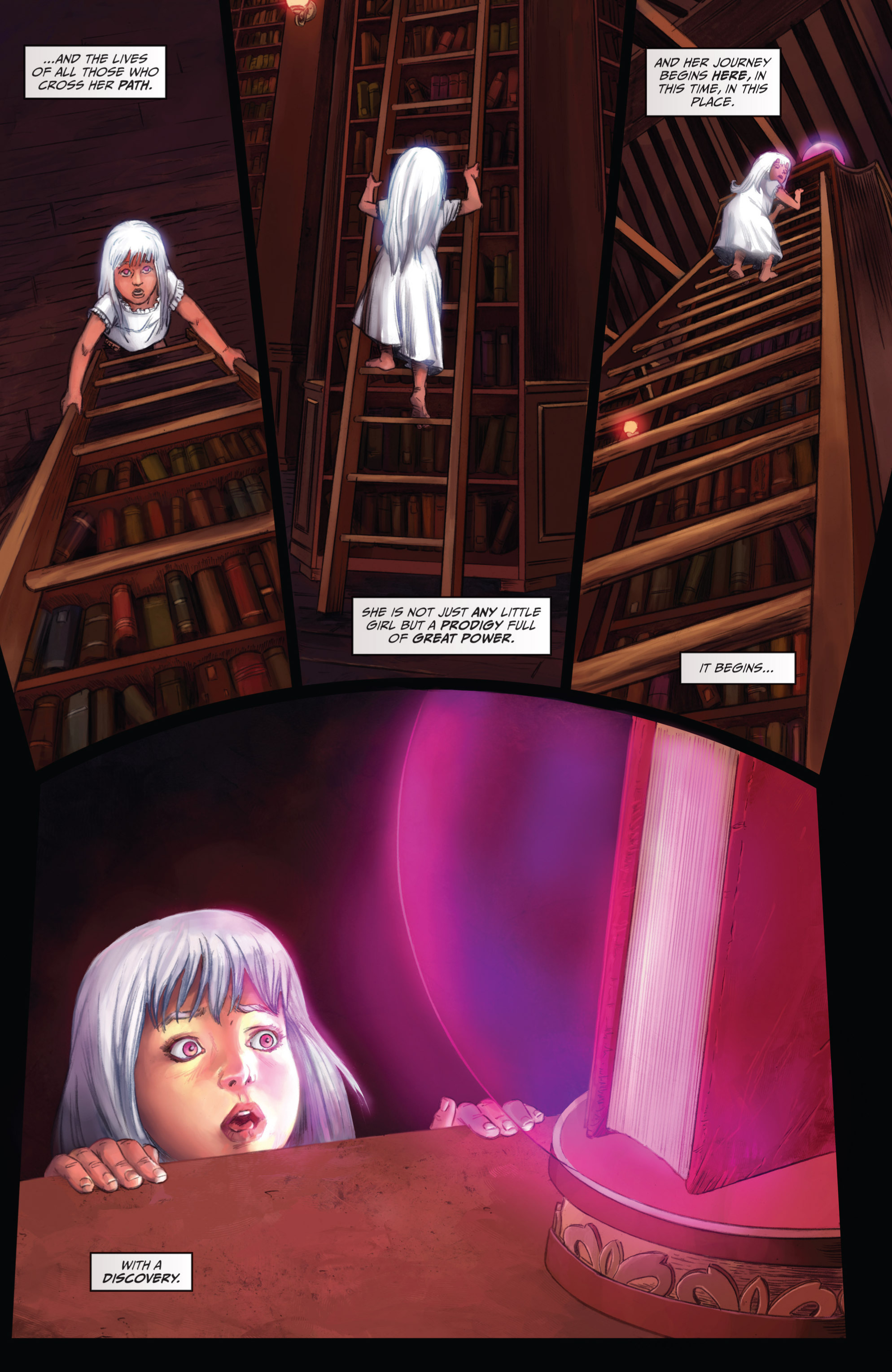 Read online Grimm Fairy Tales presents Grimm Universe comic -  Issue # TPB - 166
