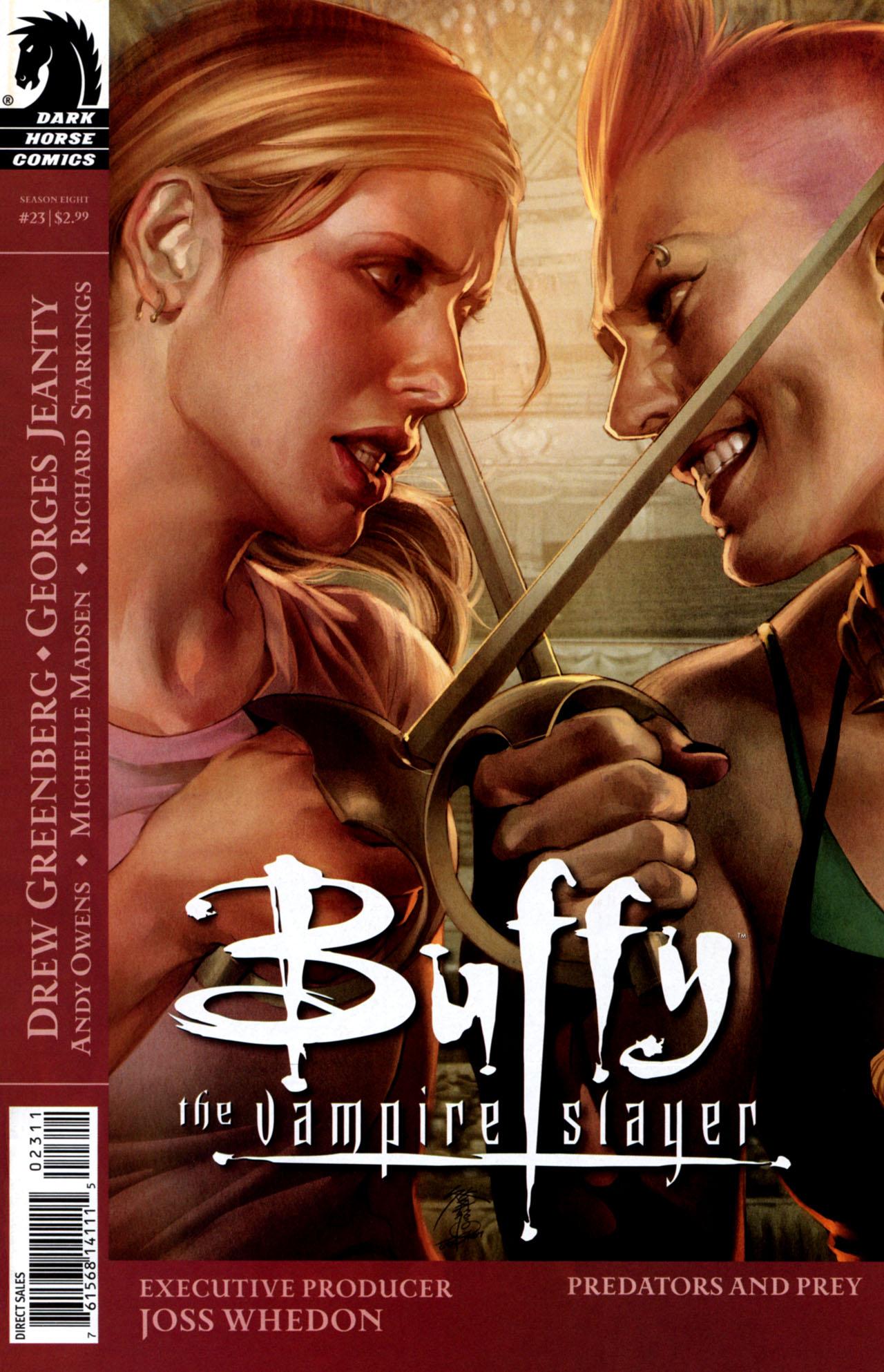 Buffy the Vampire Slayer Season Eight 23 Page 1