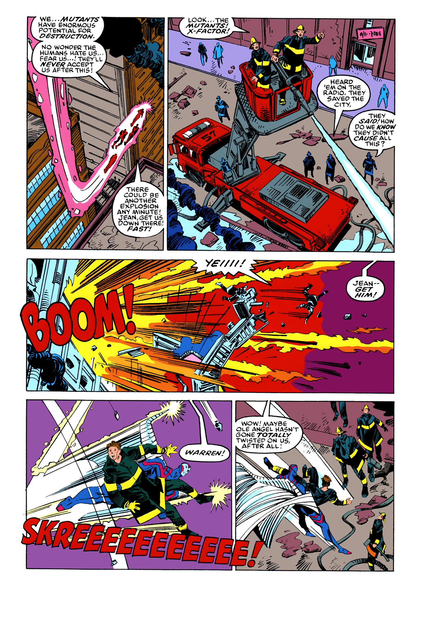 Read online X-Factor (1986) comic -  Issue #26 - 7