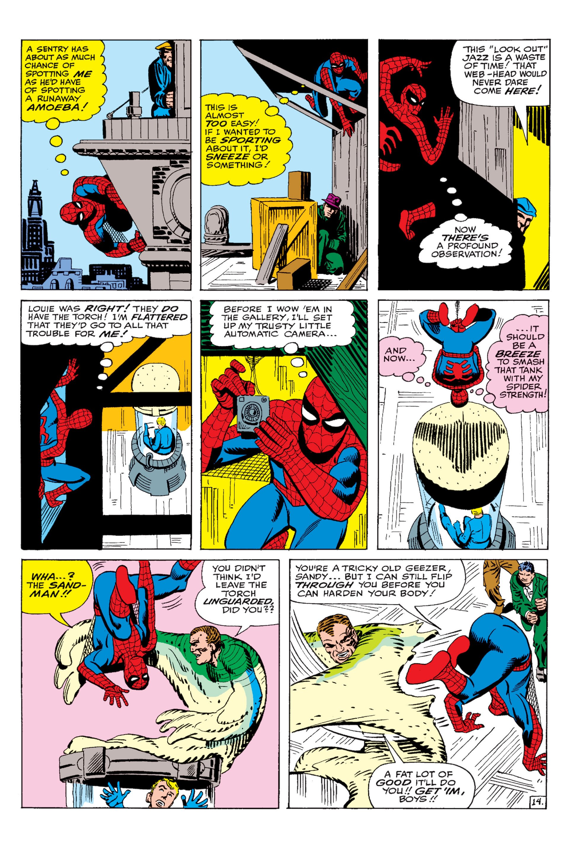 The Amazing Spider-Man (1963) 19 Page 14
