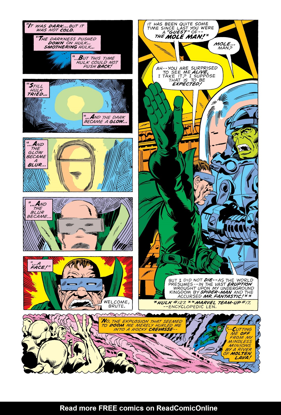 Read online Marvel Masterworks: The Incredible Hulk comic -  Issue # TPB 11 (Part 2) - 11