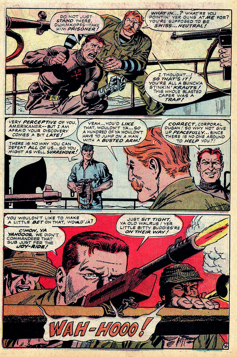 Read online Sgt. Fury comic -  Issue #59 - 23