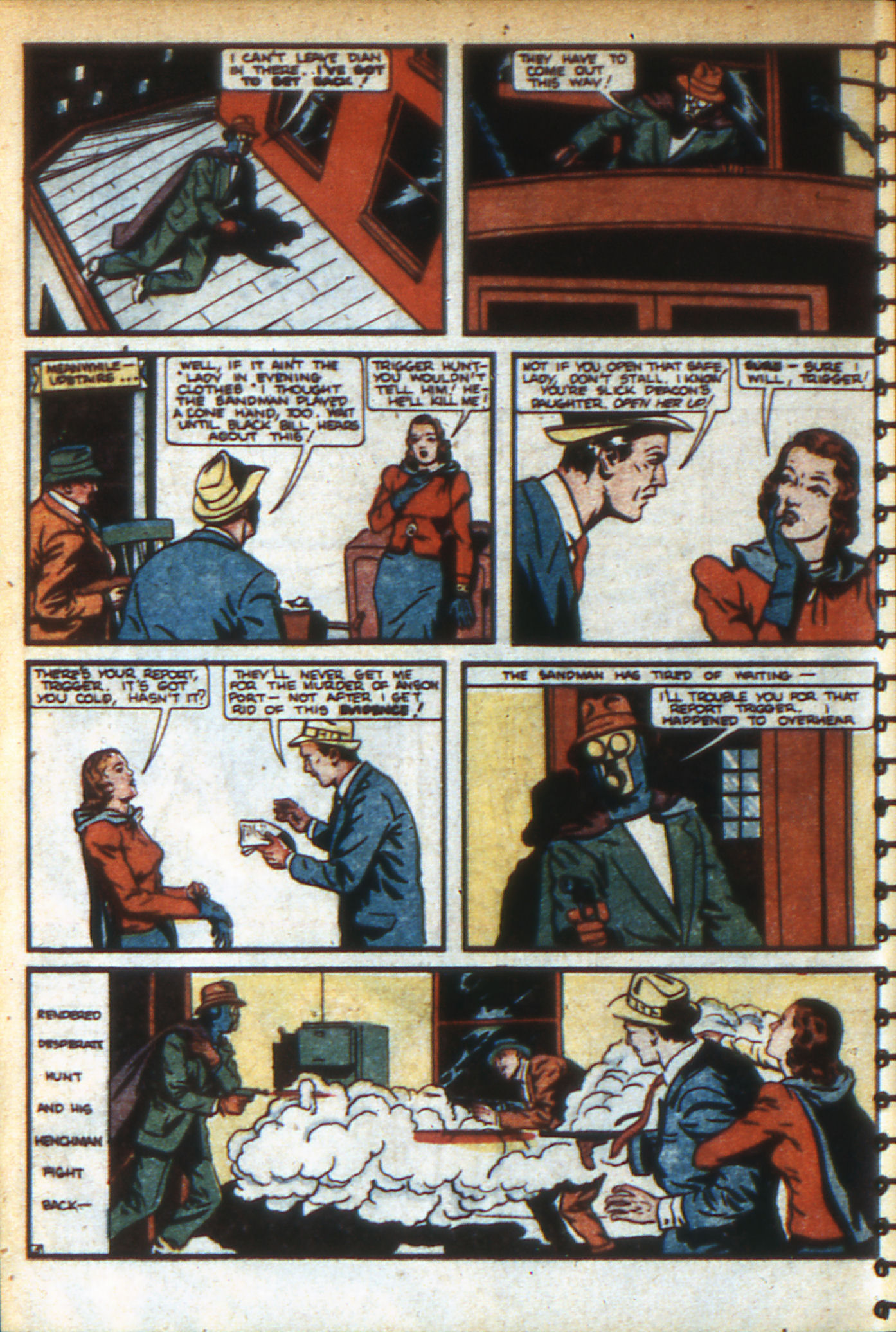 Read online Adventure Comics (1938) comic -  Issue #47 - 9