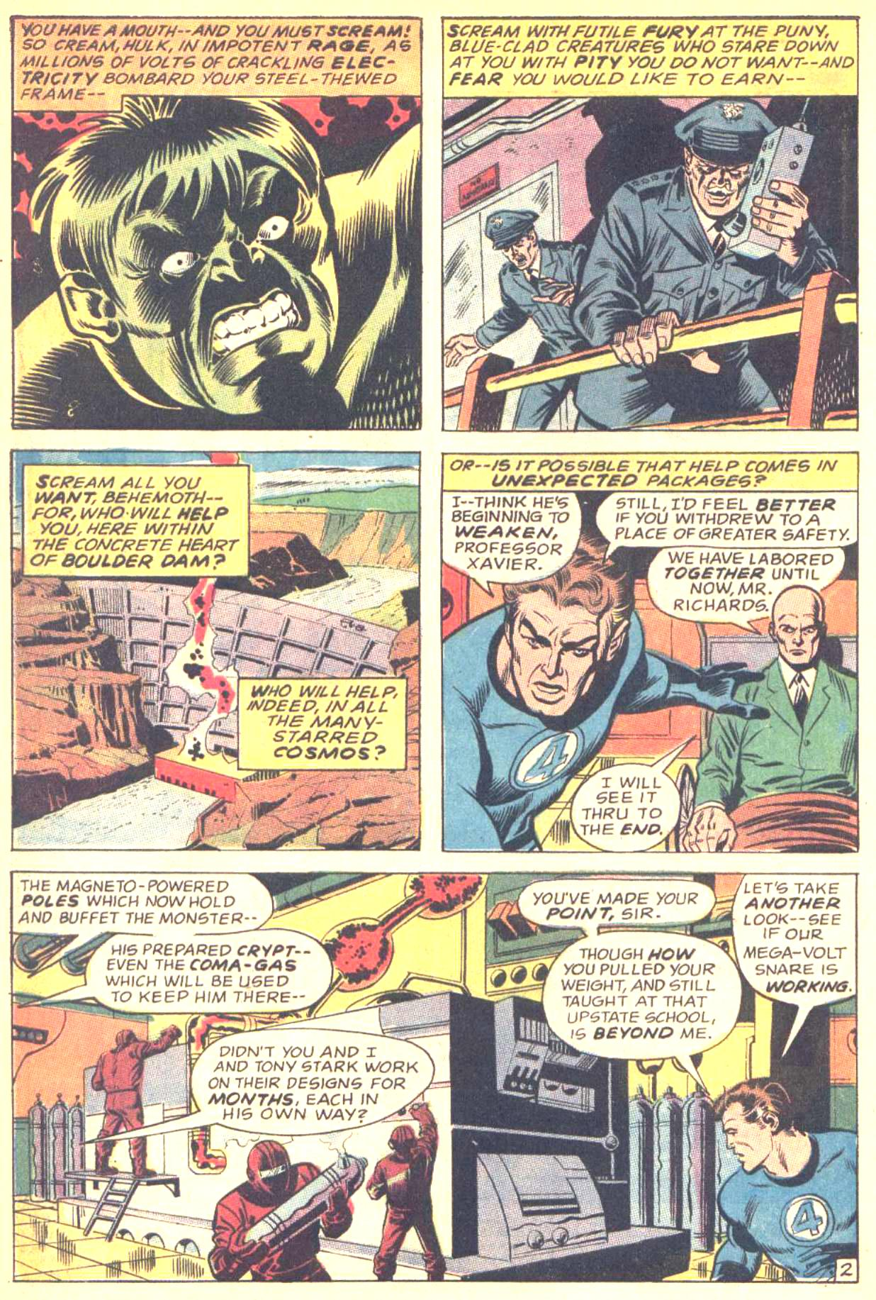 The Avengers (1963) 88 Page 2