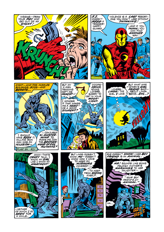 Read online Amazing Adventures (1970) comic -  Issue #14 - 5
