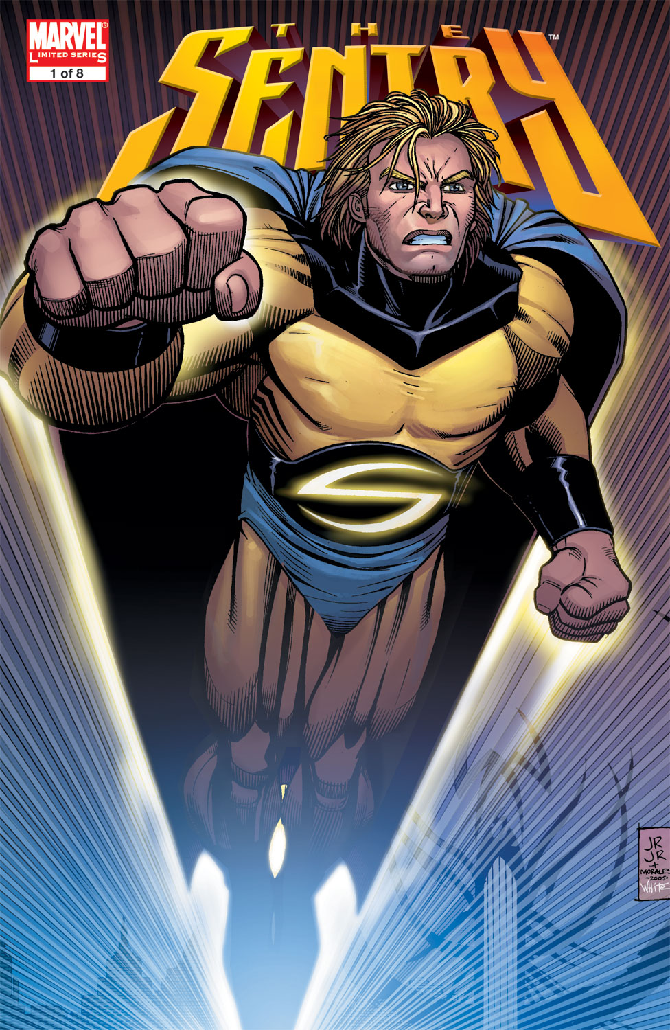 Read online Sentry (2006) comic -  Issue #1 - 1
