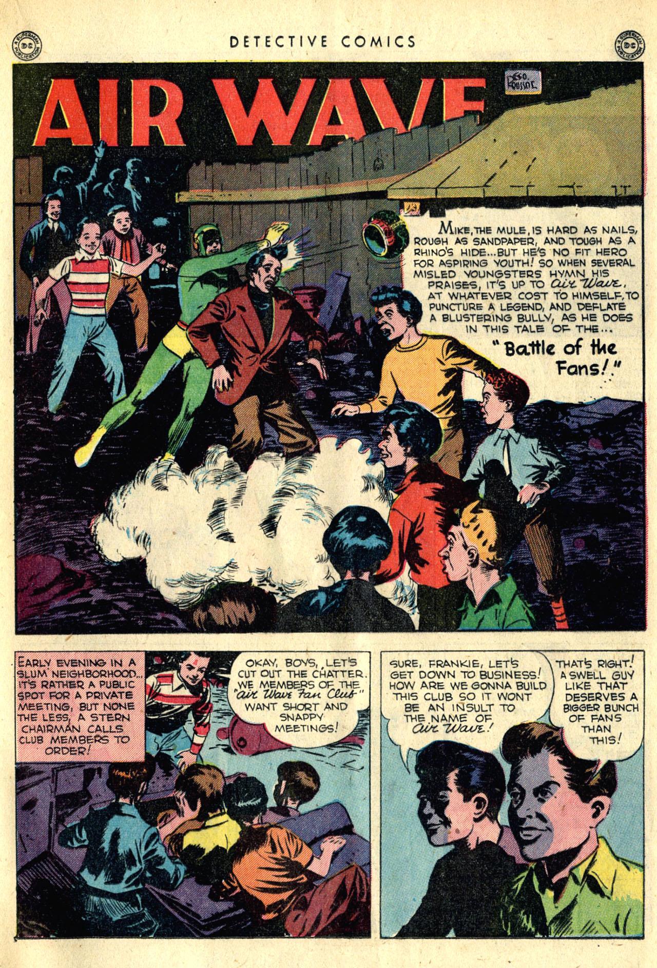 Read online Detective Comics (1937) comic -  Issue #90 - 35