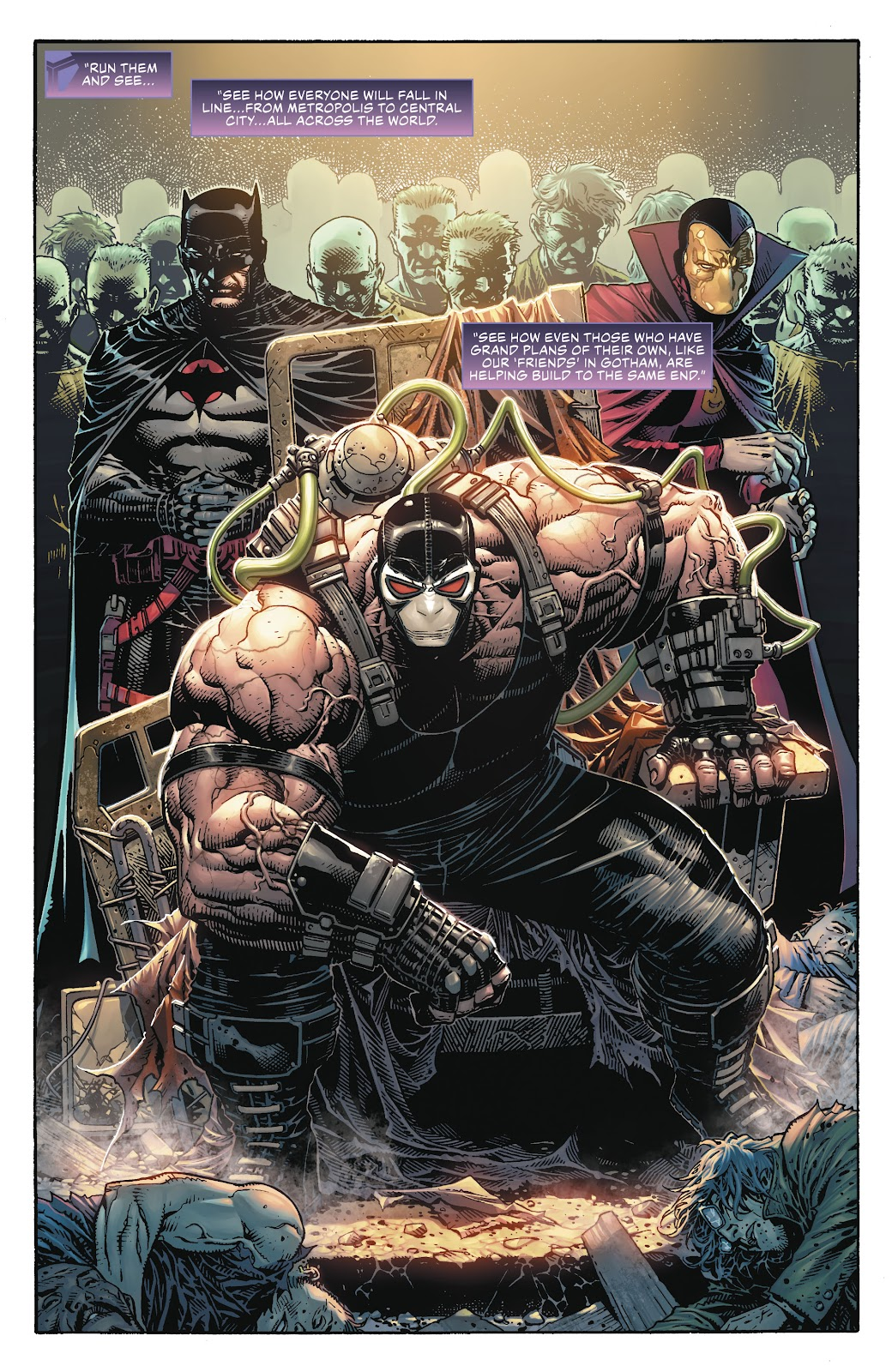 Read online DC's Year of the Villain Special comic -  Issue # Full - 8