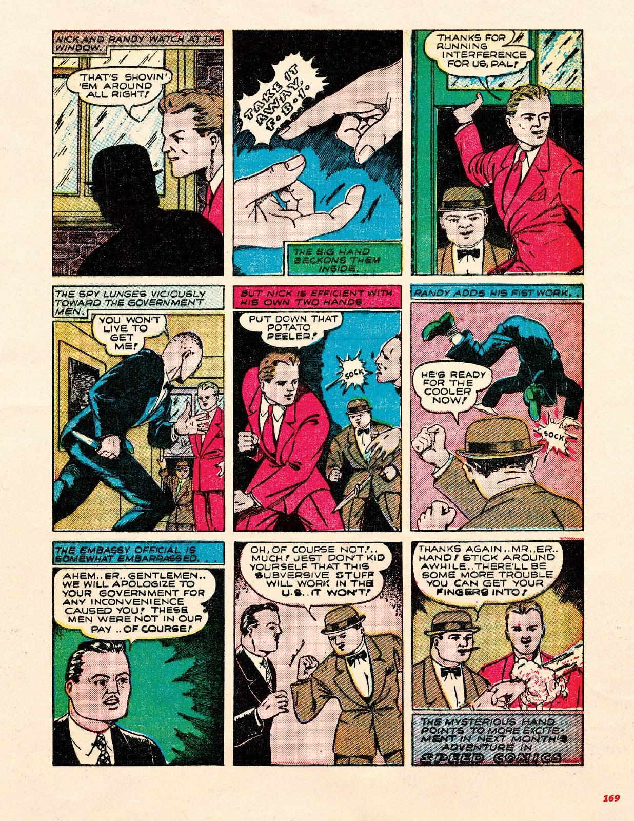 Read online Super Weird Heroes comic -  Issue # TPB 1 (Part 2) - 69