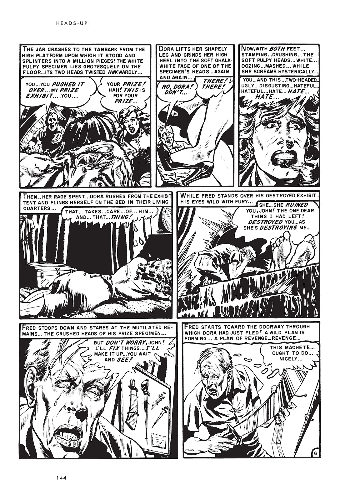 Read online Doctor of Horror and Other Stories comic -  Issue # TPB (Part 2) - 60