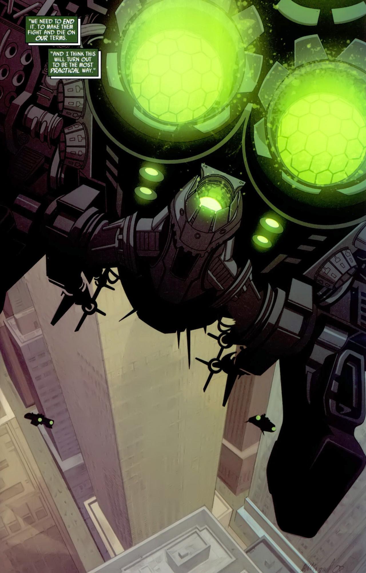 Read online Secret Invasion: X-Men comic -  Issue #3 - 22