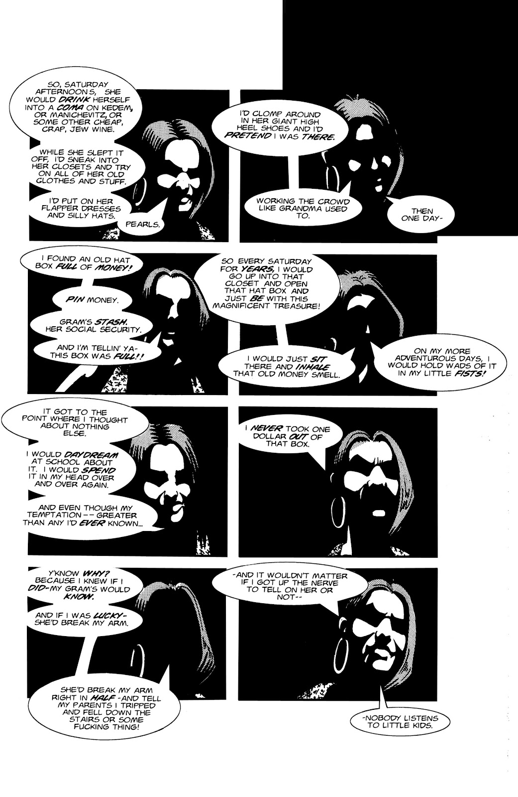 Read online Goldfish comic -  Issue # TPB (Part 1) - 52
