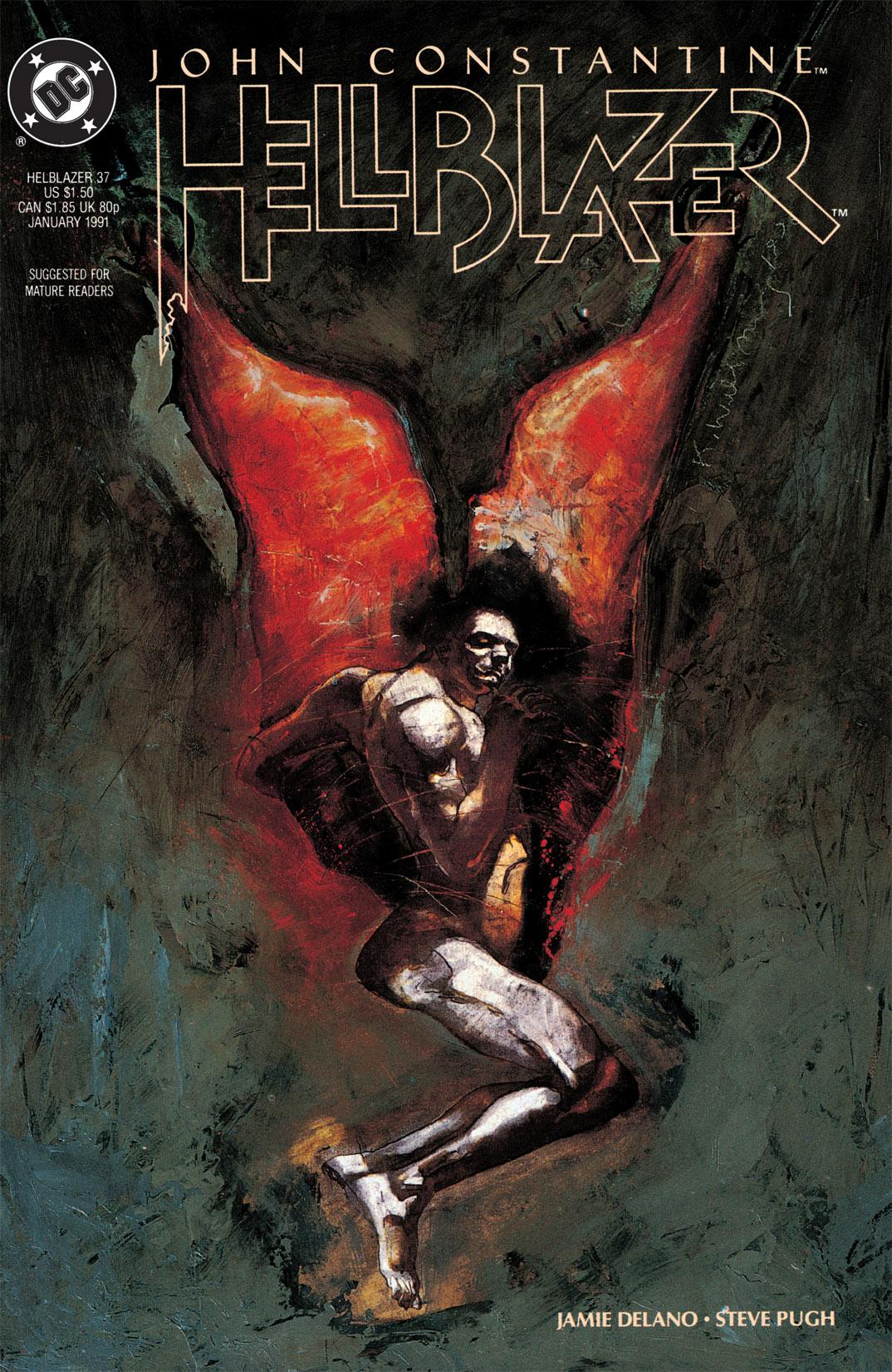 Hellblazer issue 37 - Page 1