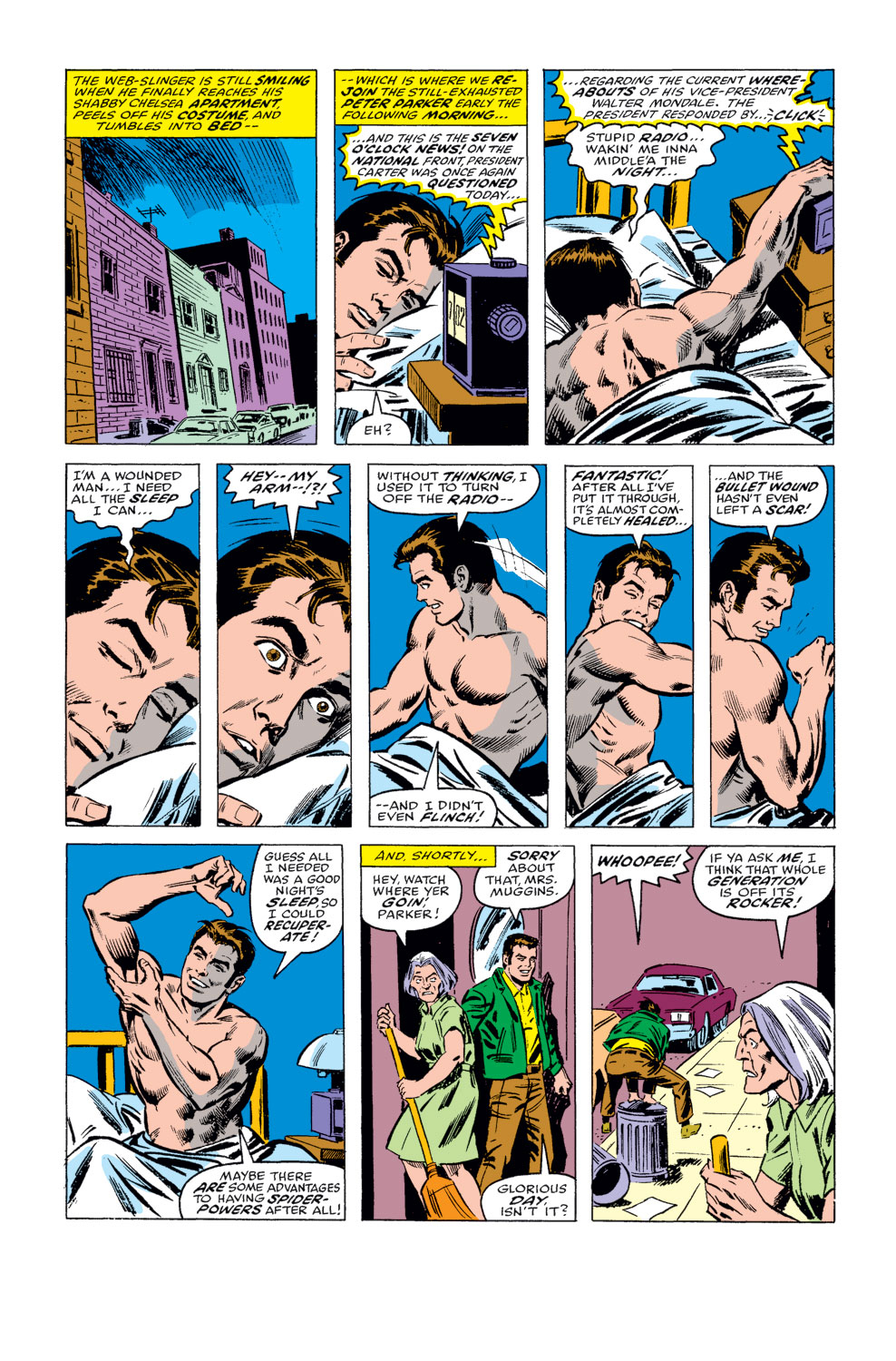 The Amazing Spider-Man (1963) 176 Page 4