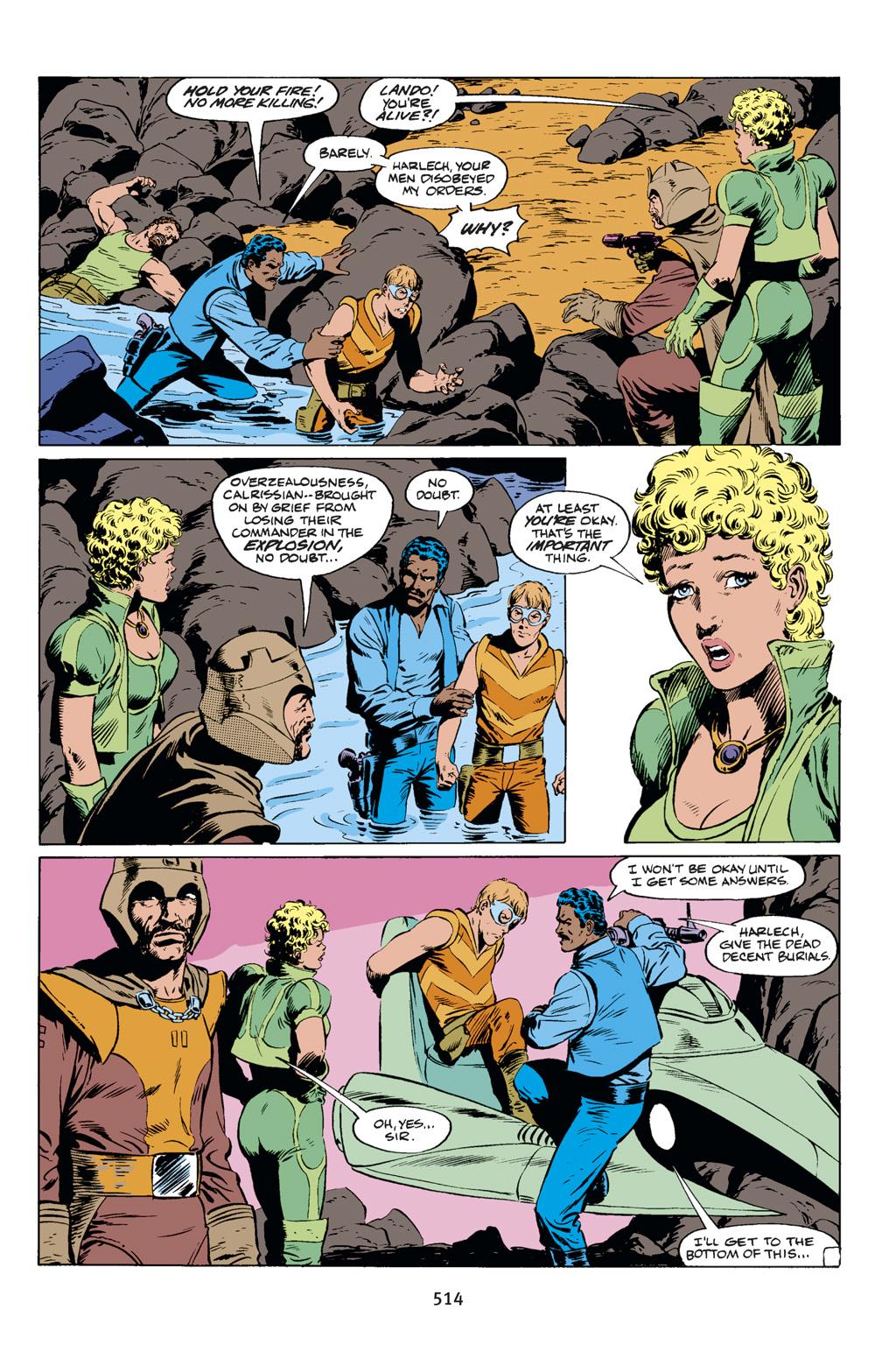 Read online Star Wars Omnibus comic -  Issue # Vol. 18.5 - 229