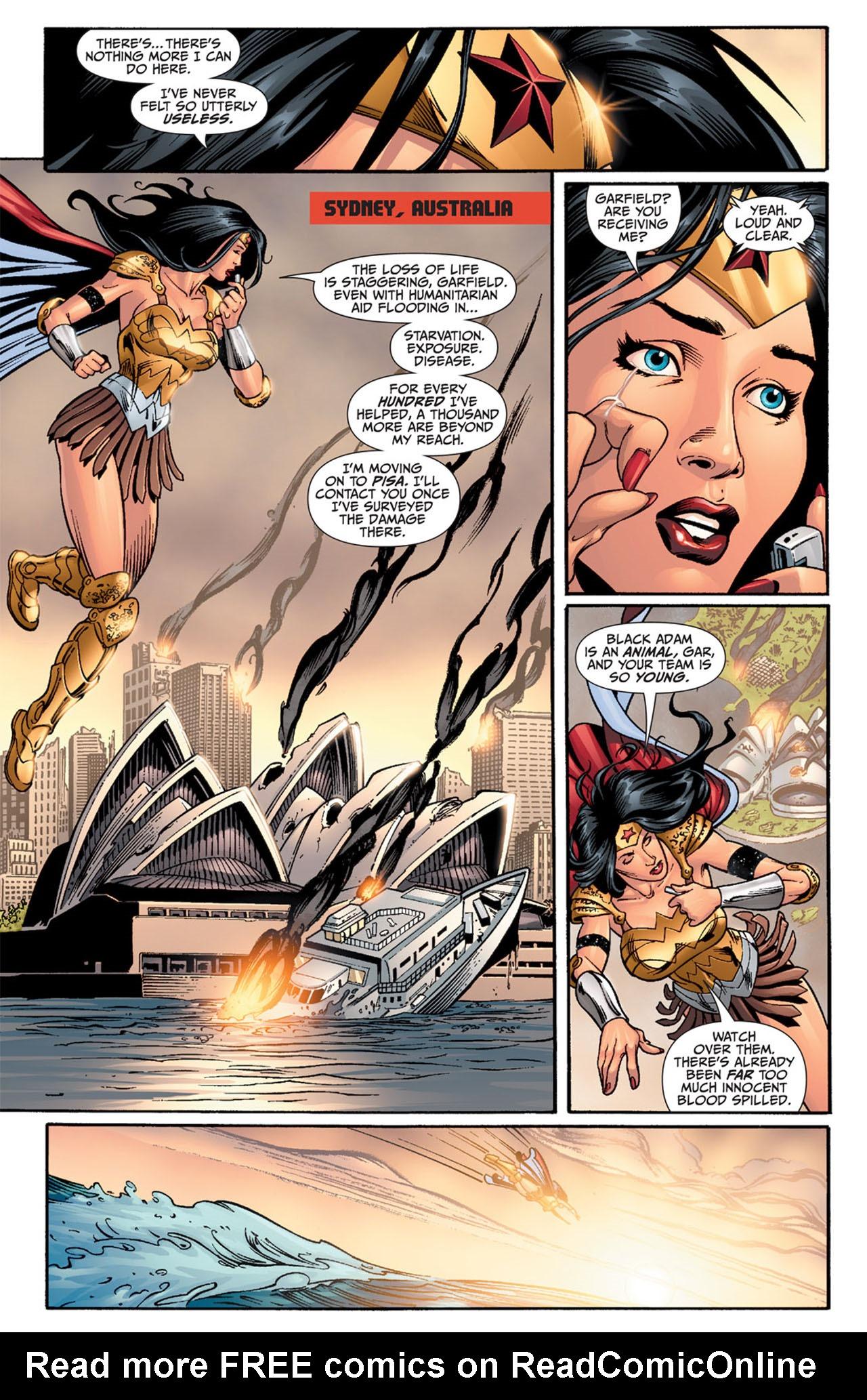 Read online World War III comic -  Issue #2 - 15