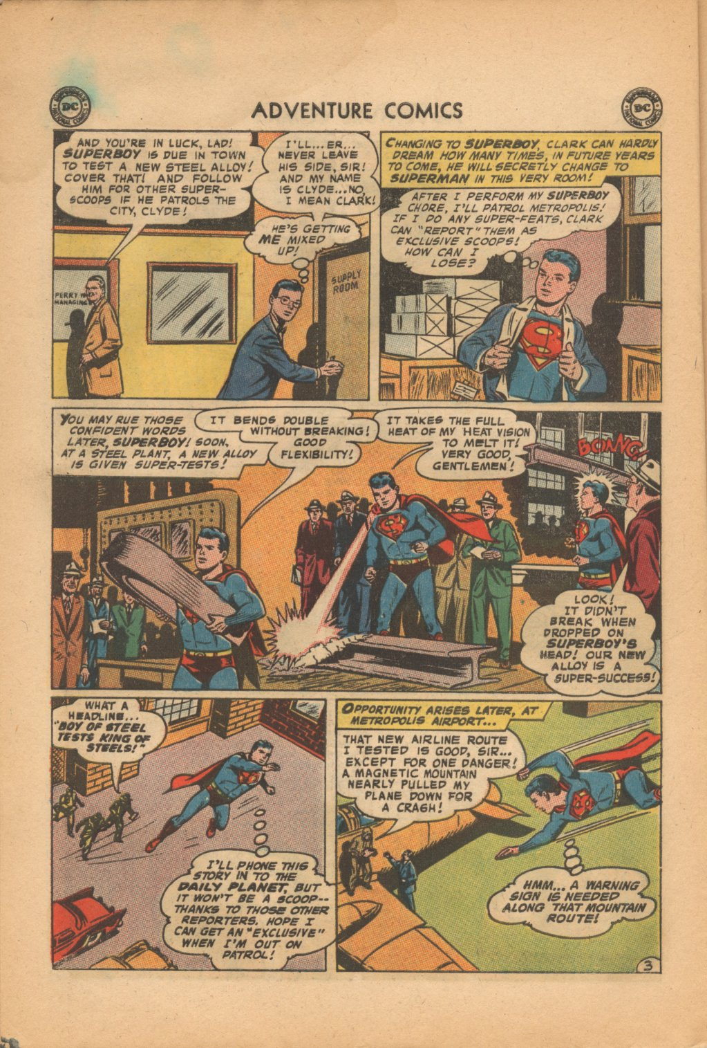 Read online Adventure Comics (1938) comic -  Issue #321 - 26