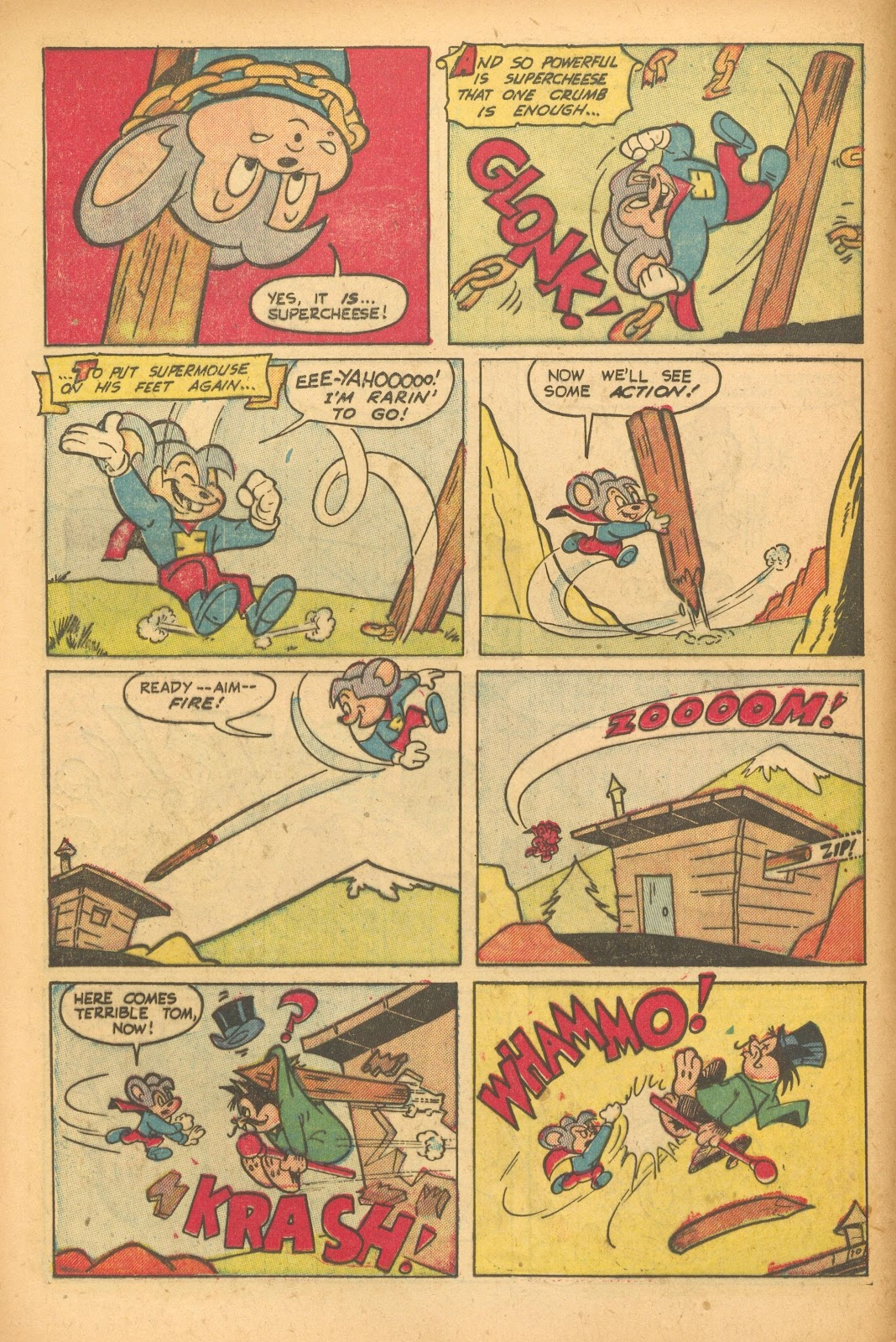 Supermouse issue 24 - Page 12