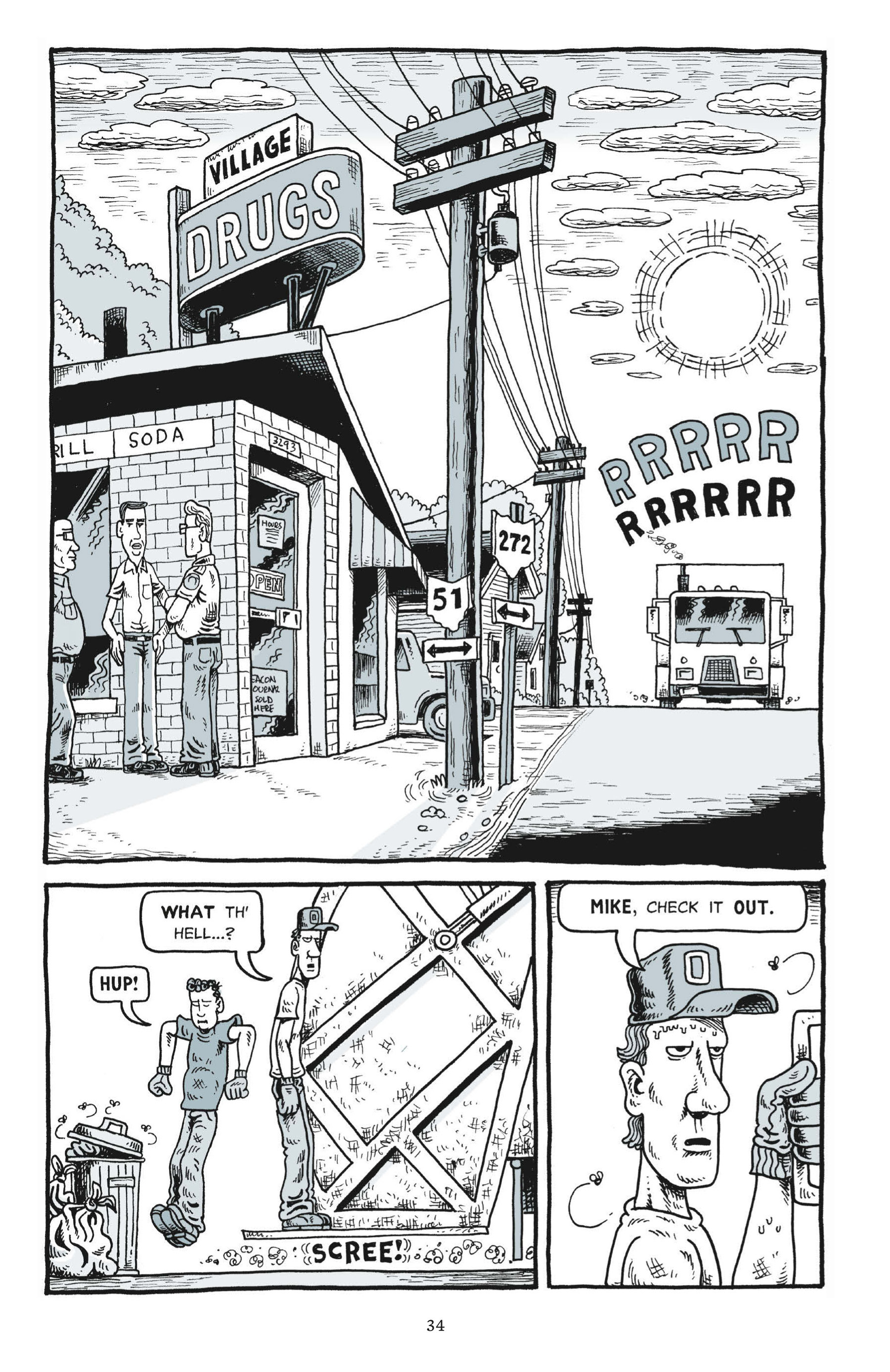Read online Trashed comic -  Issue # Full - 35