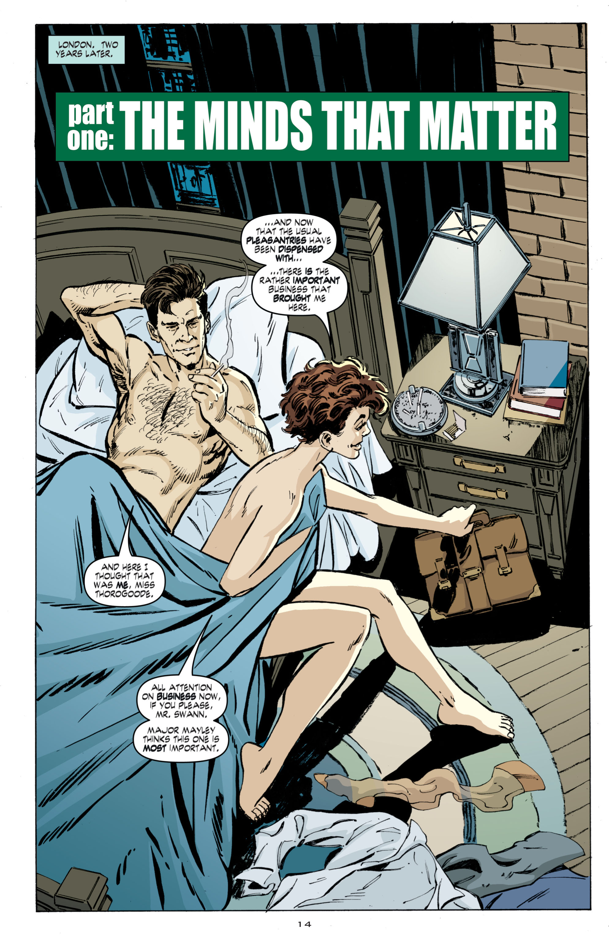 Read online Cold War comic -  Issue # TPB - 22