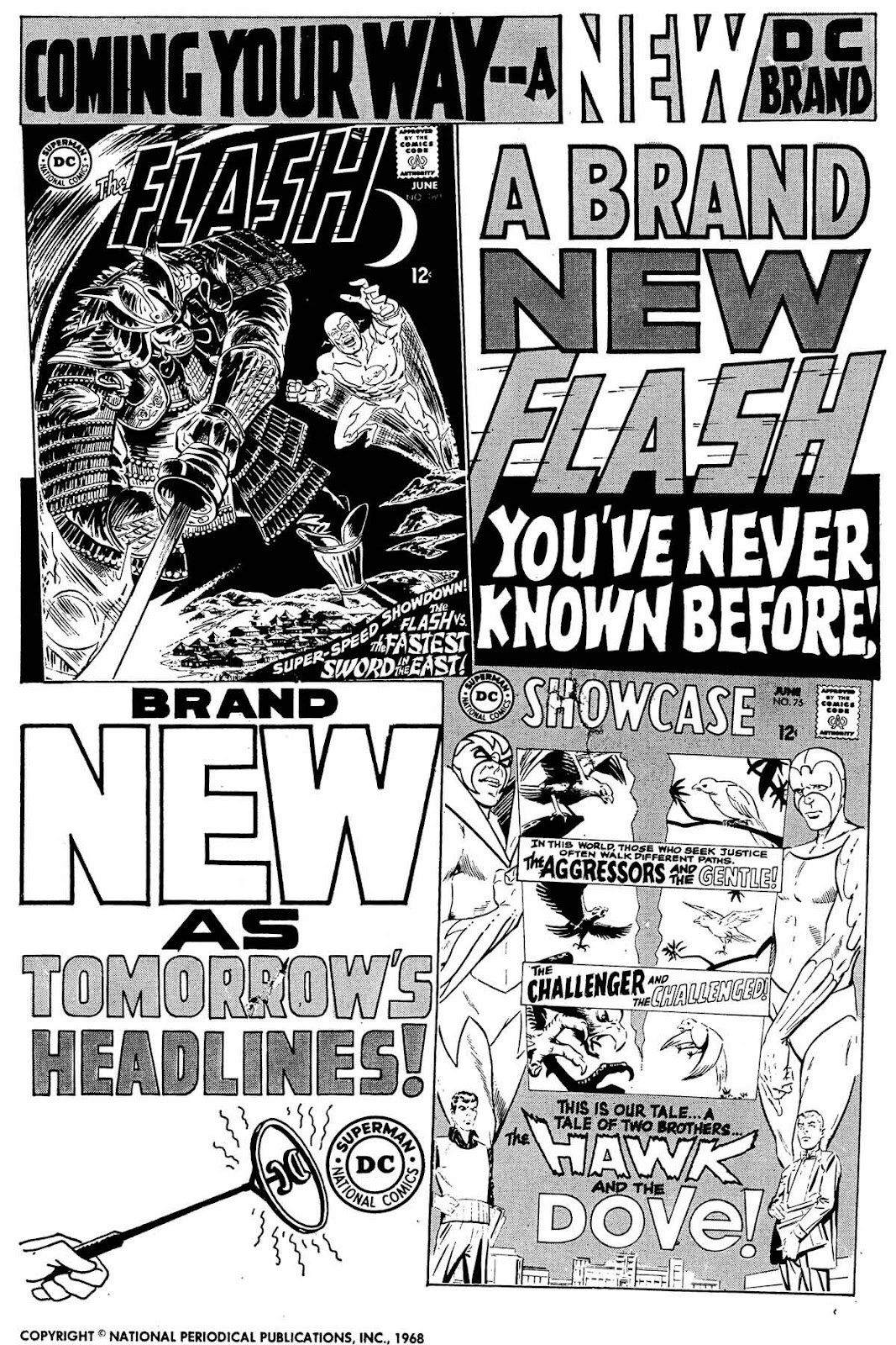 Metal Men (1963) issue 32 - Page 2