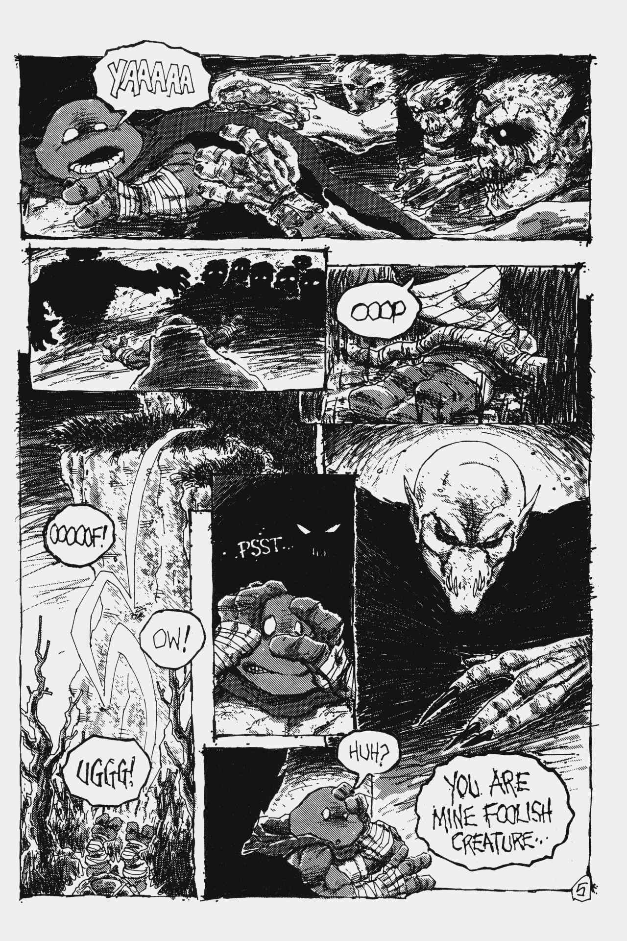 Read online Shell Shock comic -  Issue # Full - 95