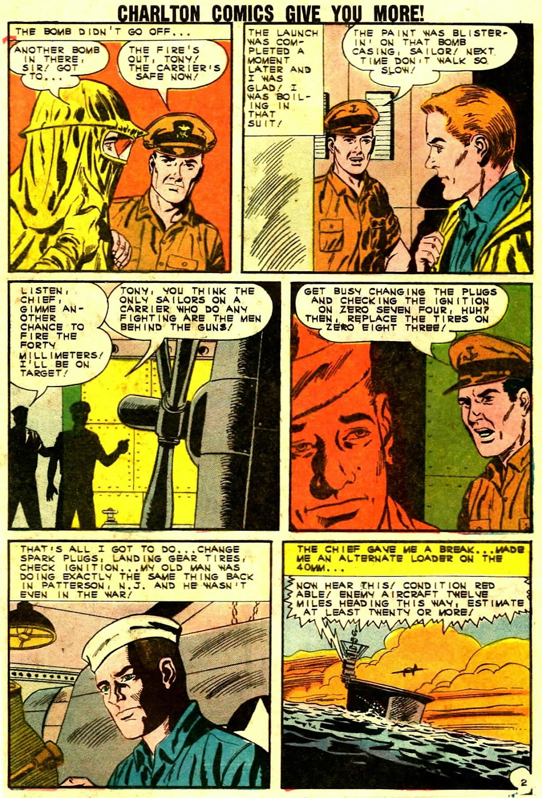 Read online Fightin' Navy comic -  Issue #109 - 9
