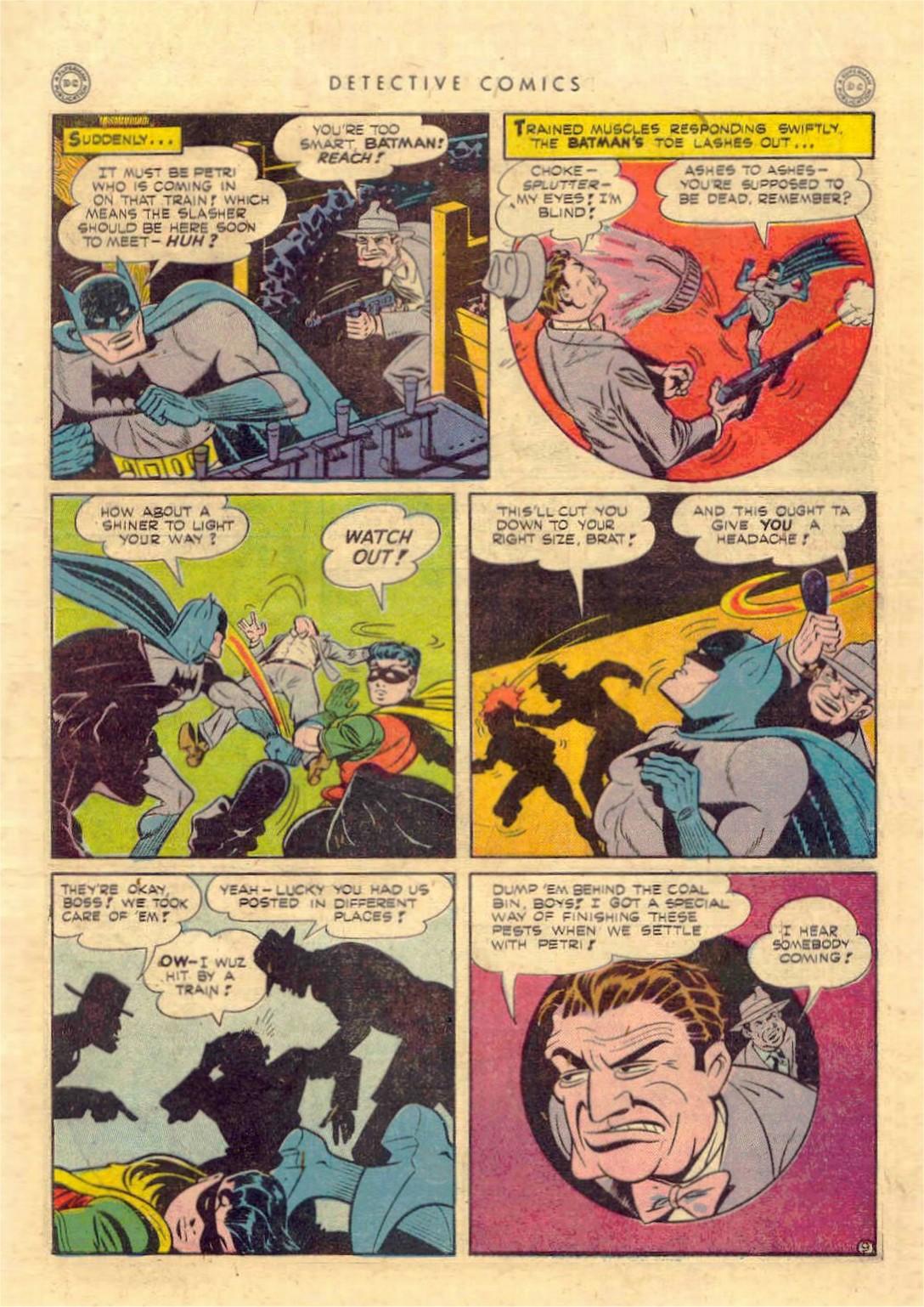 Read online Detective Comics (1937) comic -  Issue #97 - 11