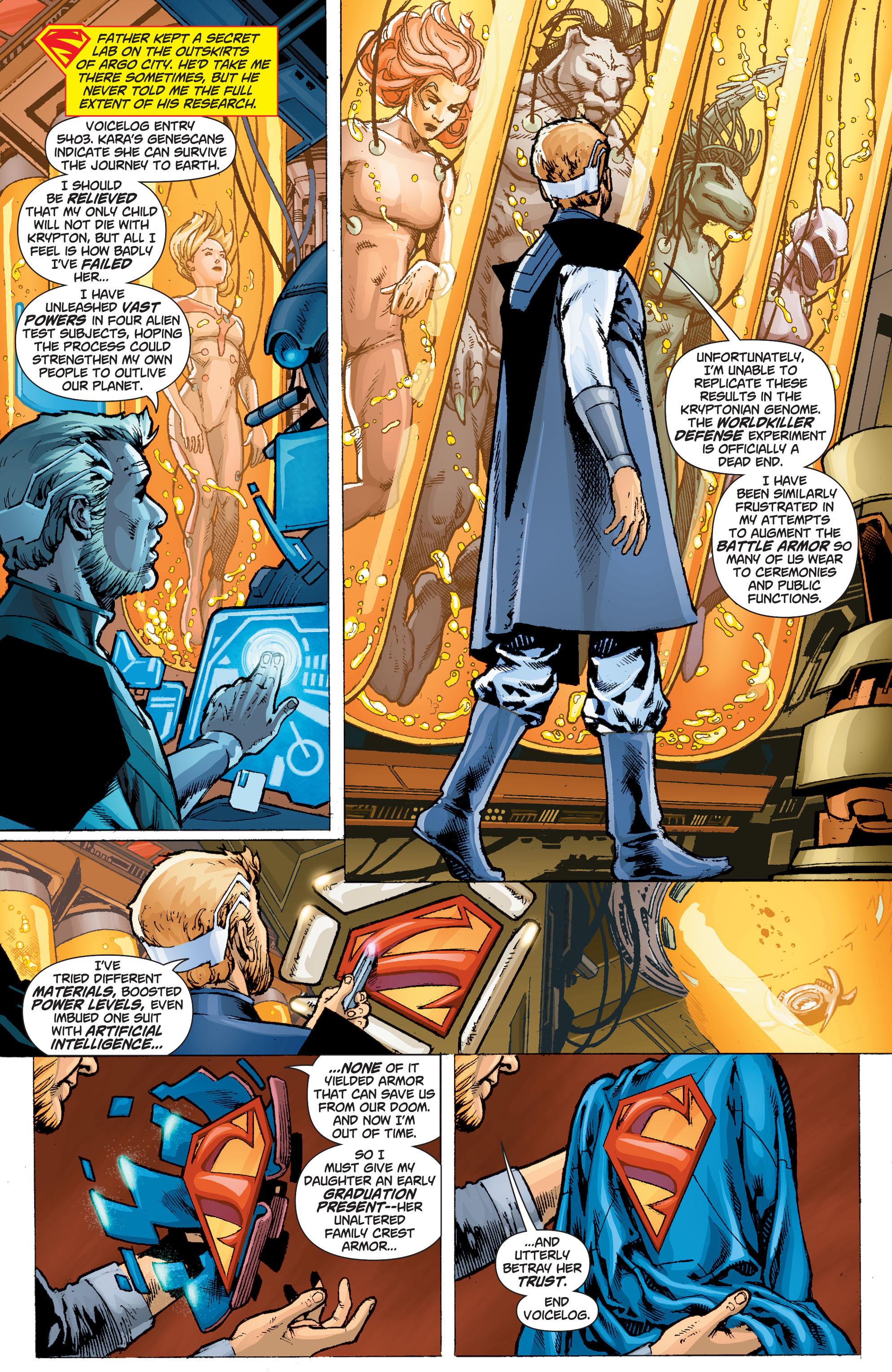 Read online Secret Origins (2014) comic -  Issue #1 - 31