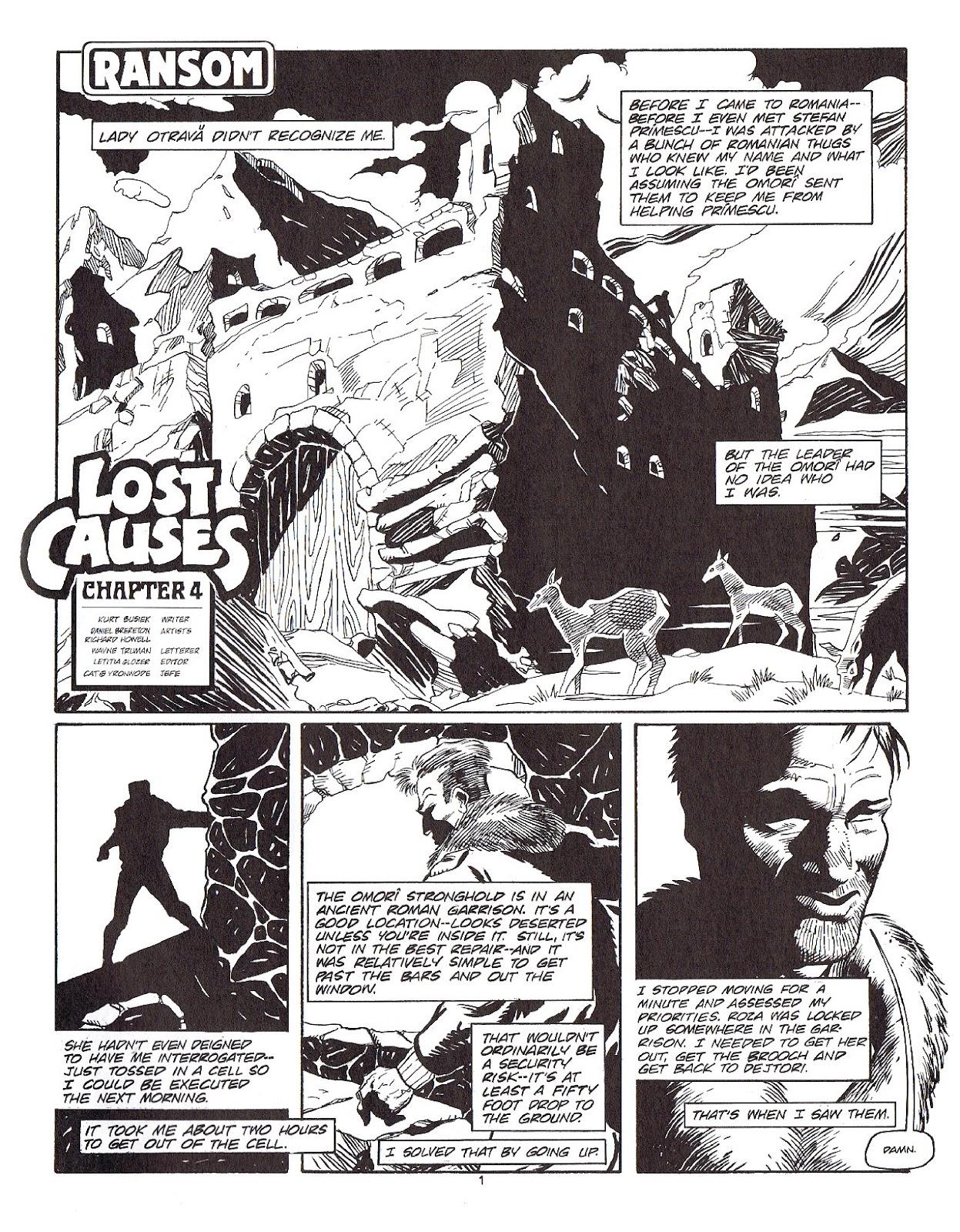 Read online Merchants of Death comic -  Issue #4 - 31