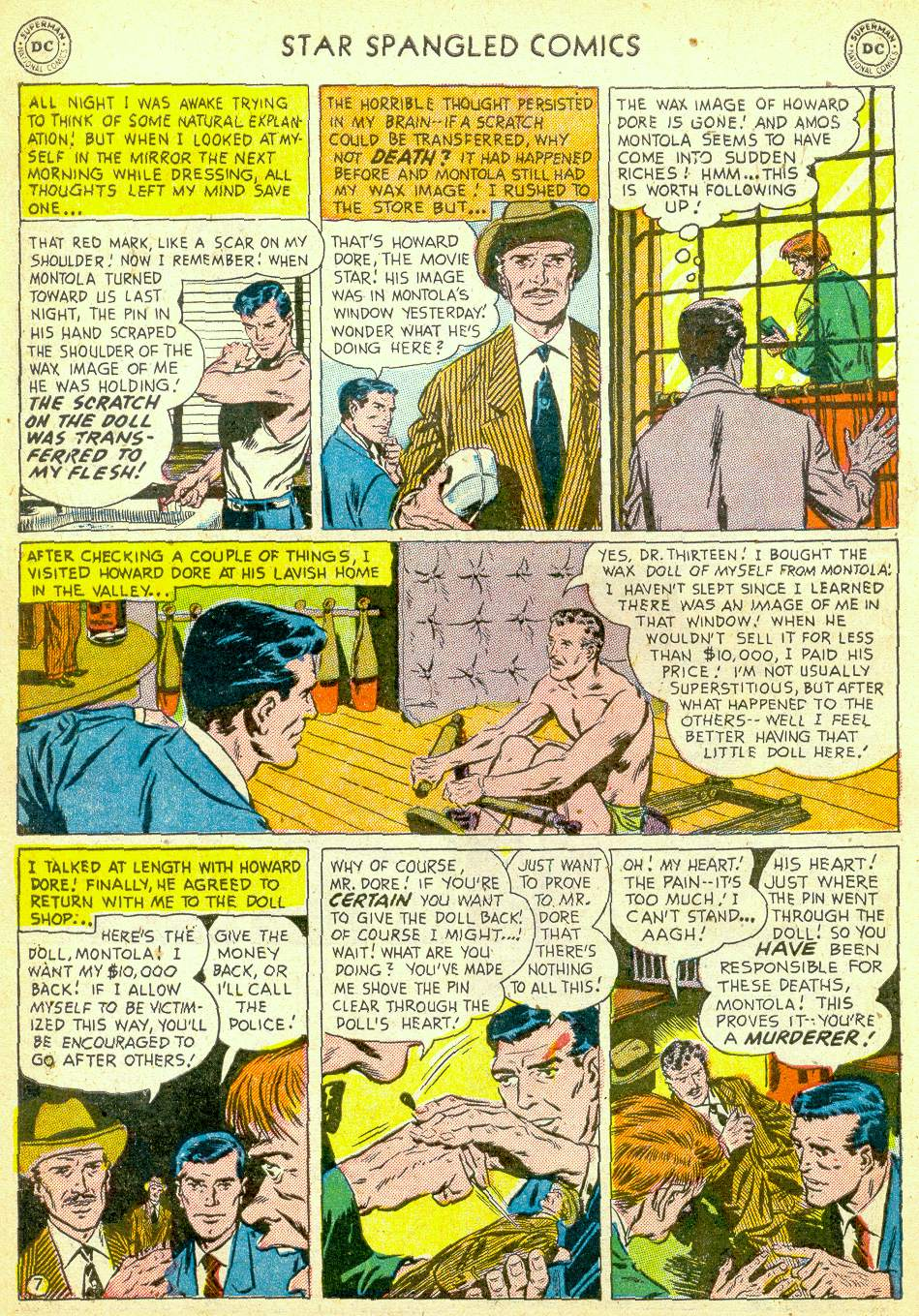 Star Spangled Comics (1941) issue 123 - Page 10
