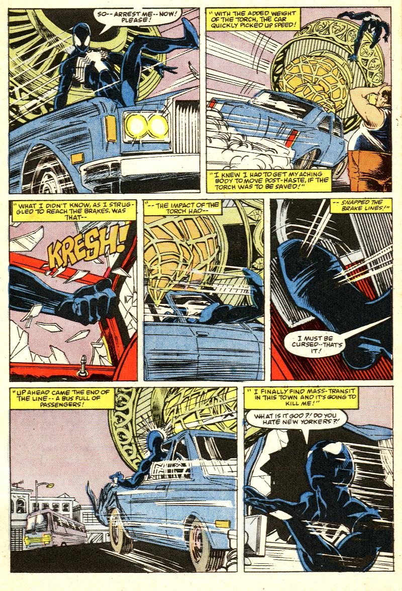 Web of Spider-Man (1985) Issue #28 #38 - English 20