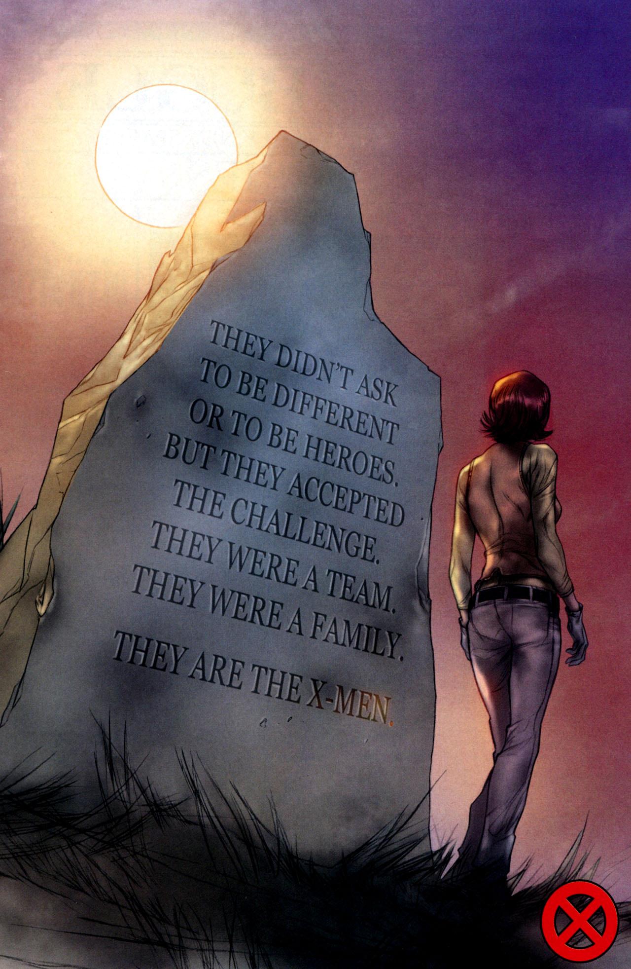 Read online Ultimatum: X-Men Requiem comic -  Issue # Full - 27