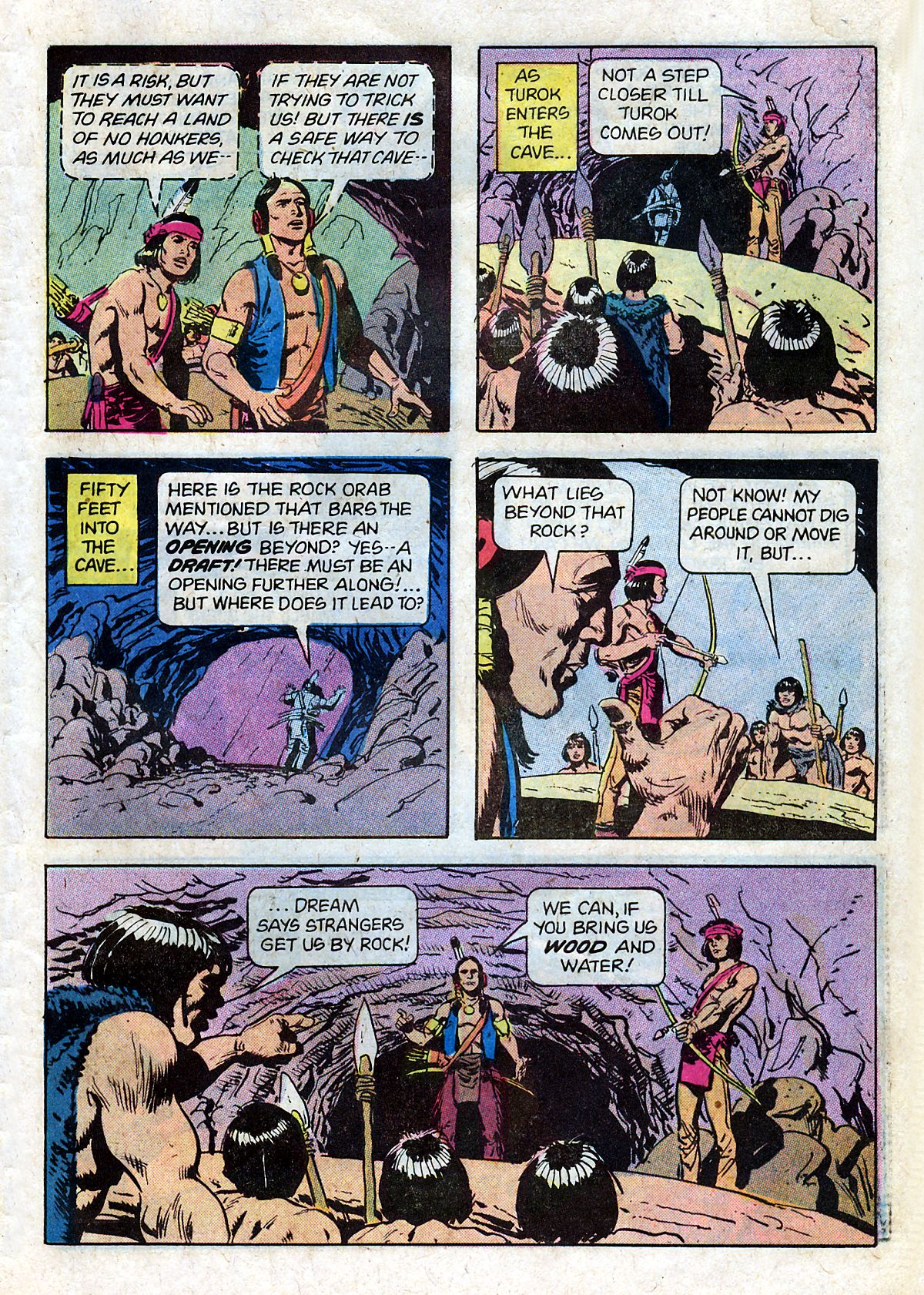Read online Turok, Son of Stone comic -  Issue #124 - 27
