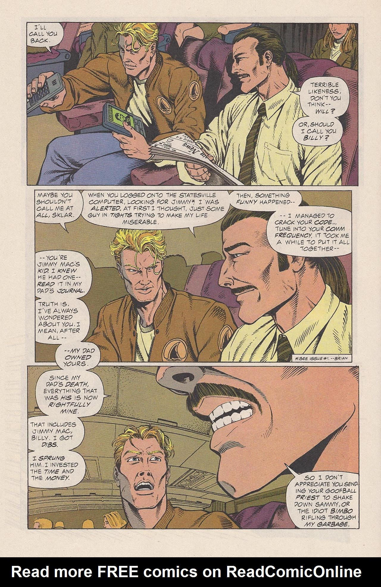 Read online Triumph comic -  Issue #2 - 28
