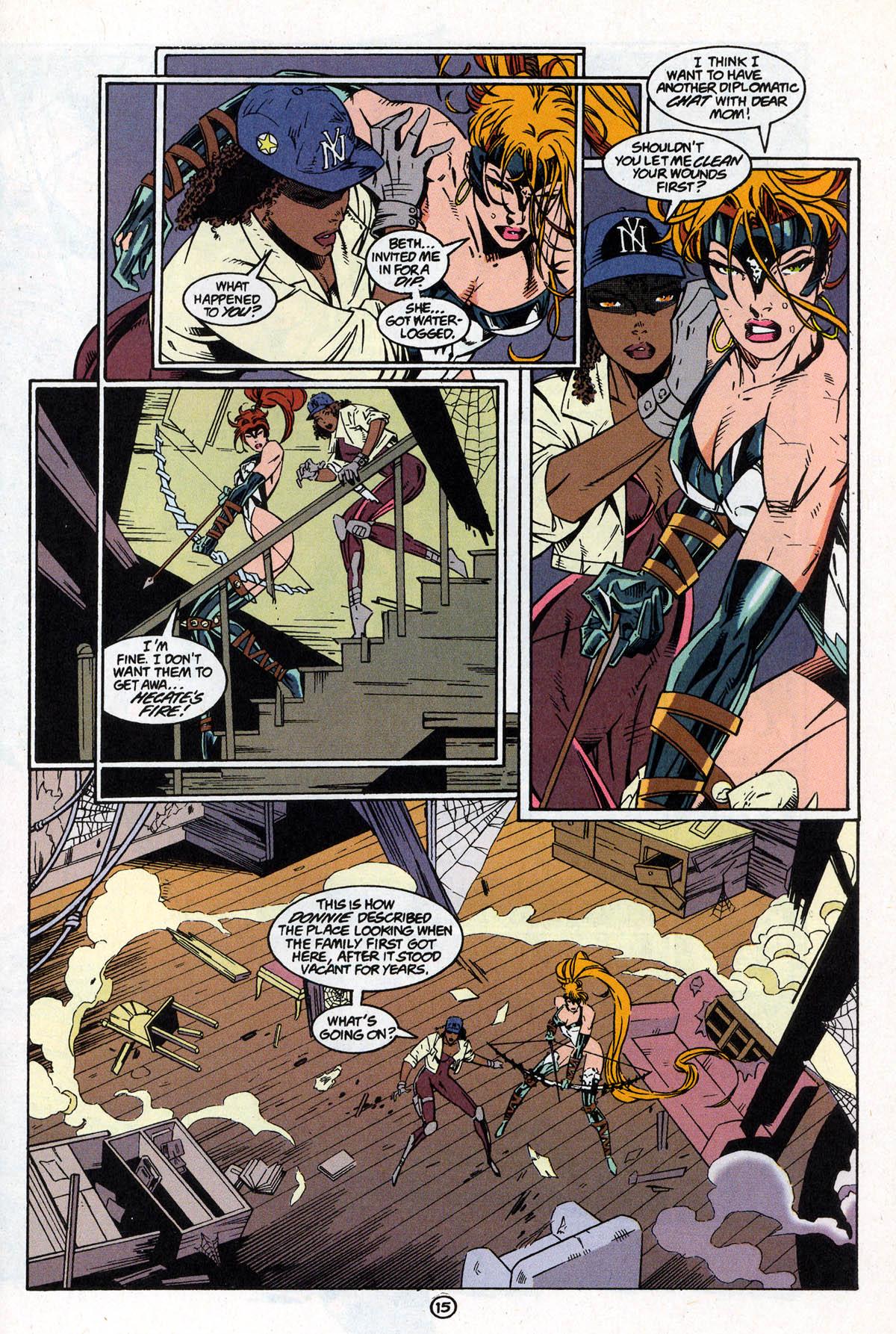 Read online Artemis: Requiem comic -  Issue #3 - 23