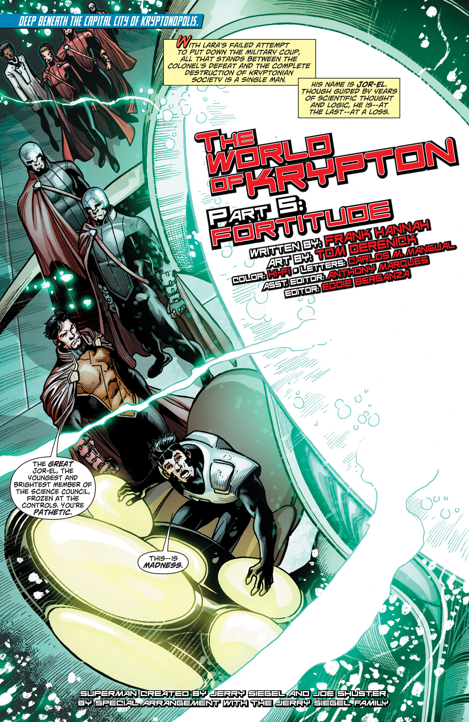 Read online Action Comics (2011) comic -  Issue #23 - 18