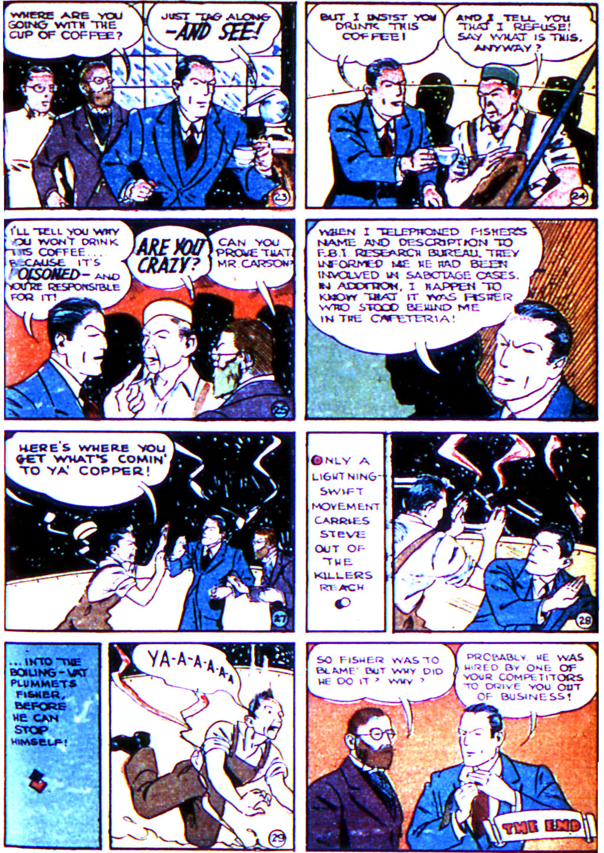 Read online Adventure Comics (1938) comic -  Issue #43 - 19
