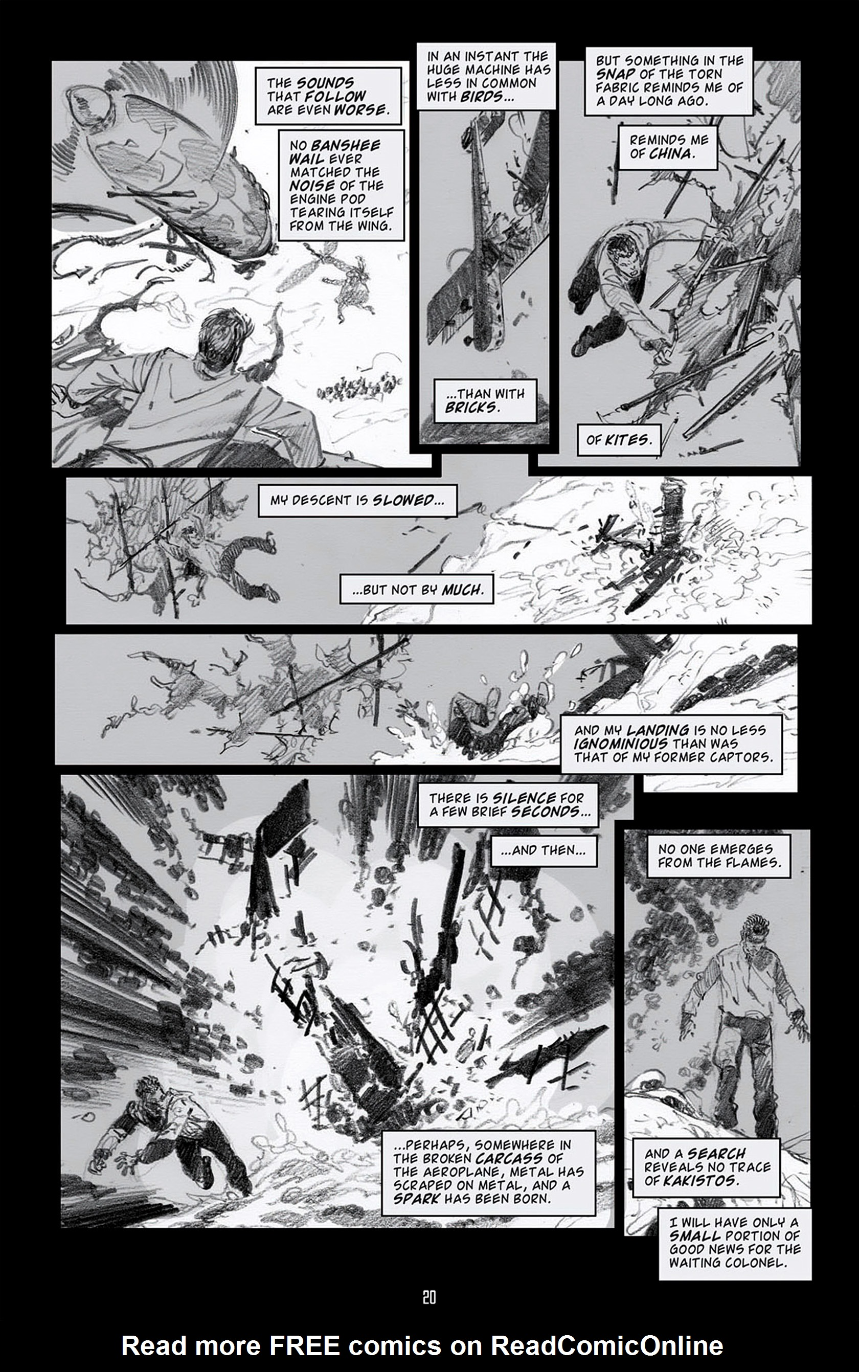 Read online Angel: Blood & Trenches comic -  Issue #4 - 23