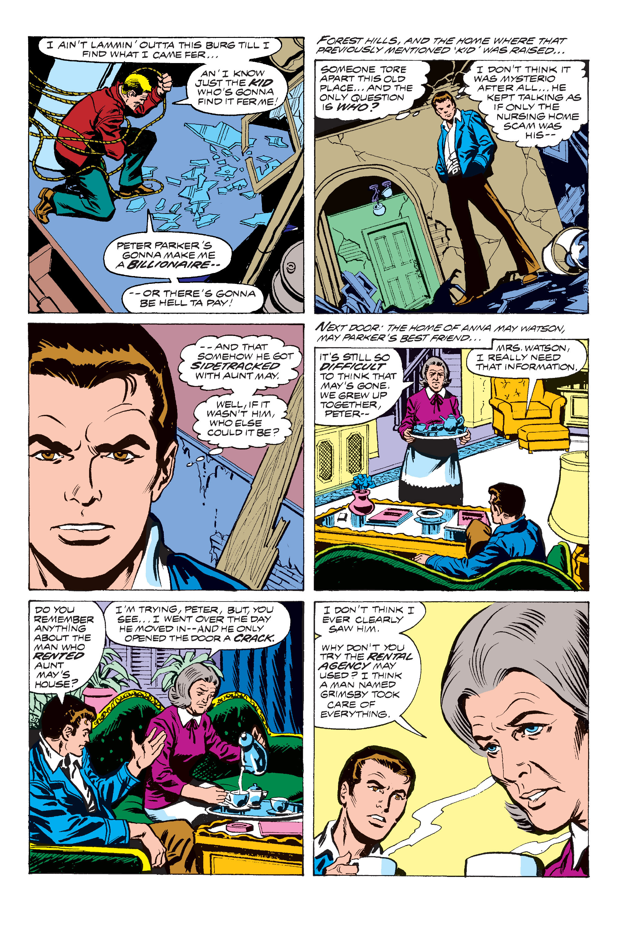 The Amazing Spider-Man (1963) 200 Page 4