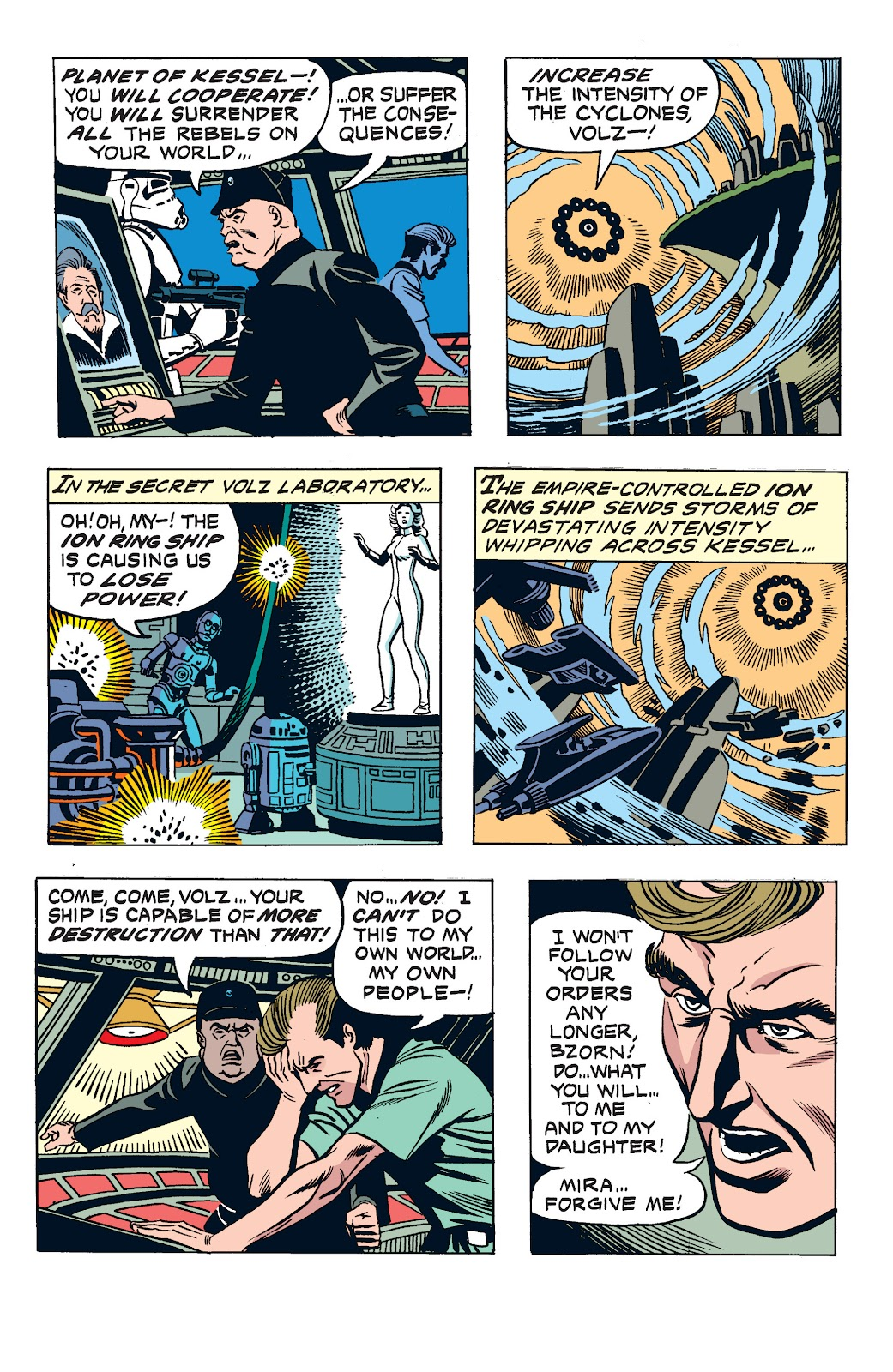 Read online Star Wars Legends: The Newspaper Strips - Epic Collection comic -  Issue # TPB (Part 2) - 96