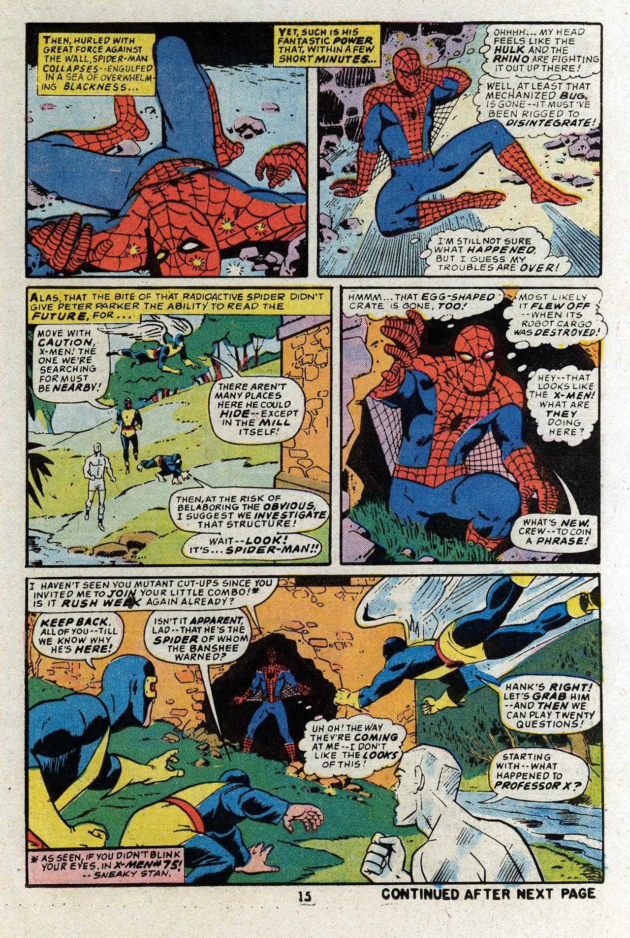 Read online Uncanny X-Men (1963) comic -  Issue #83 - 17