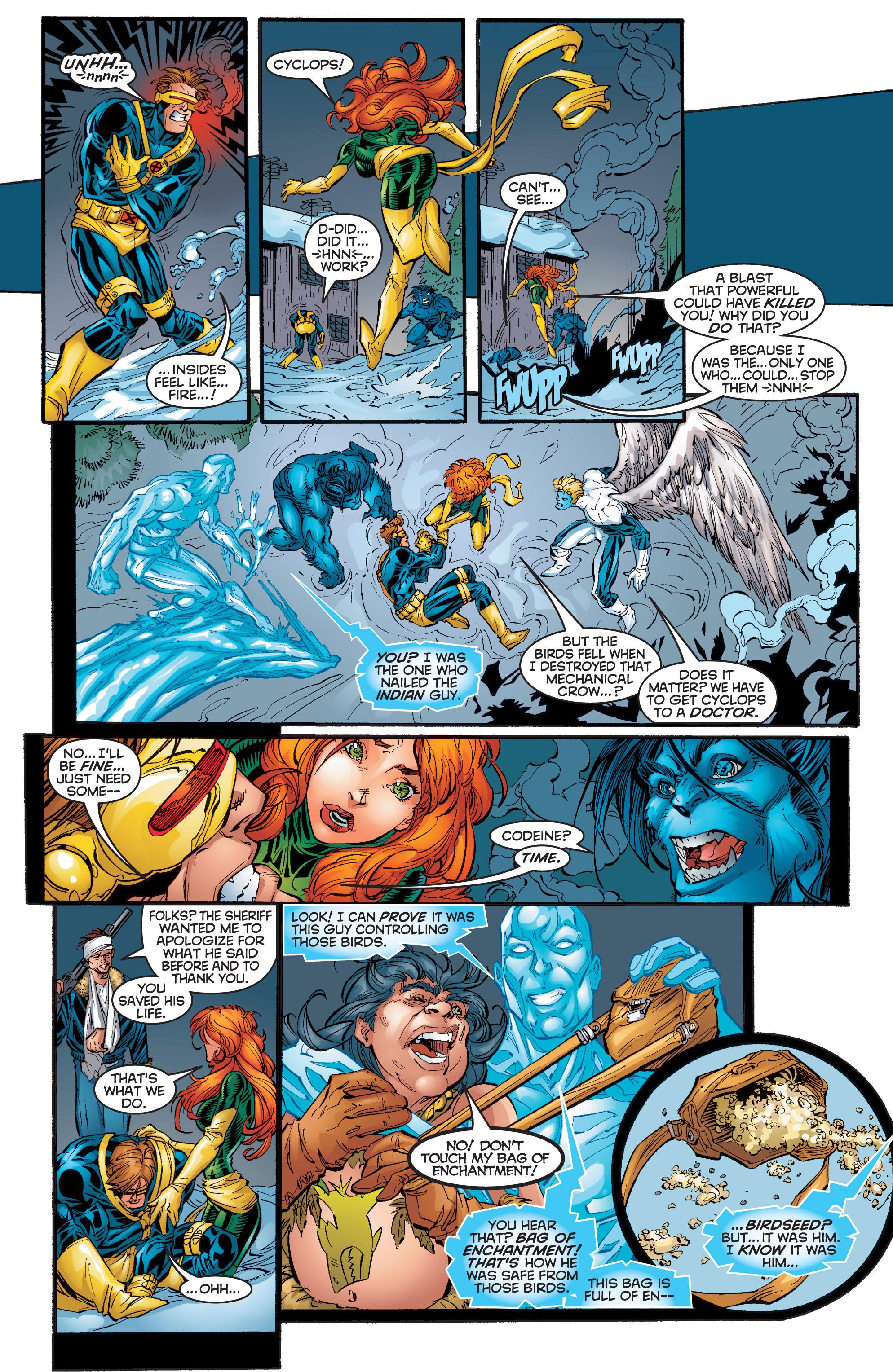 Read online Uncanny X-Men (1963) comic -  Issue #357 - 22