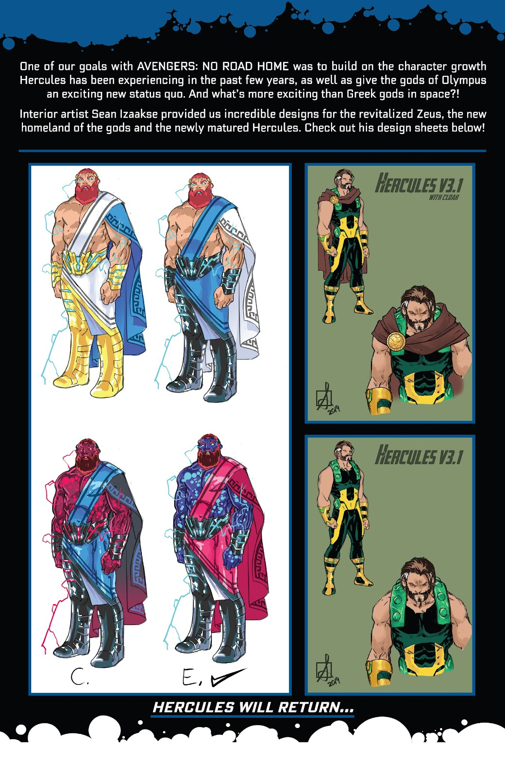 Read online Avengers No Road Home comic -  Issue #10 - 34