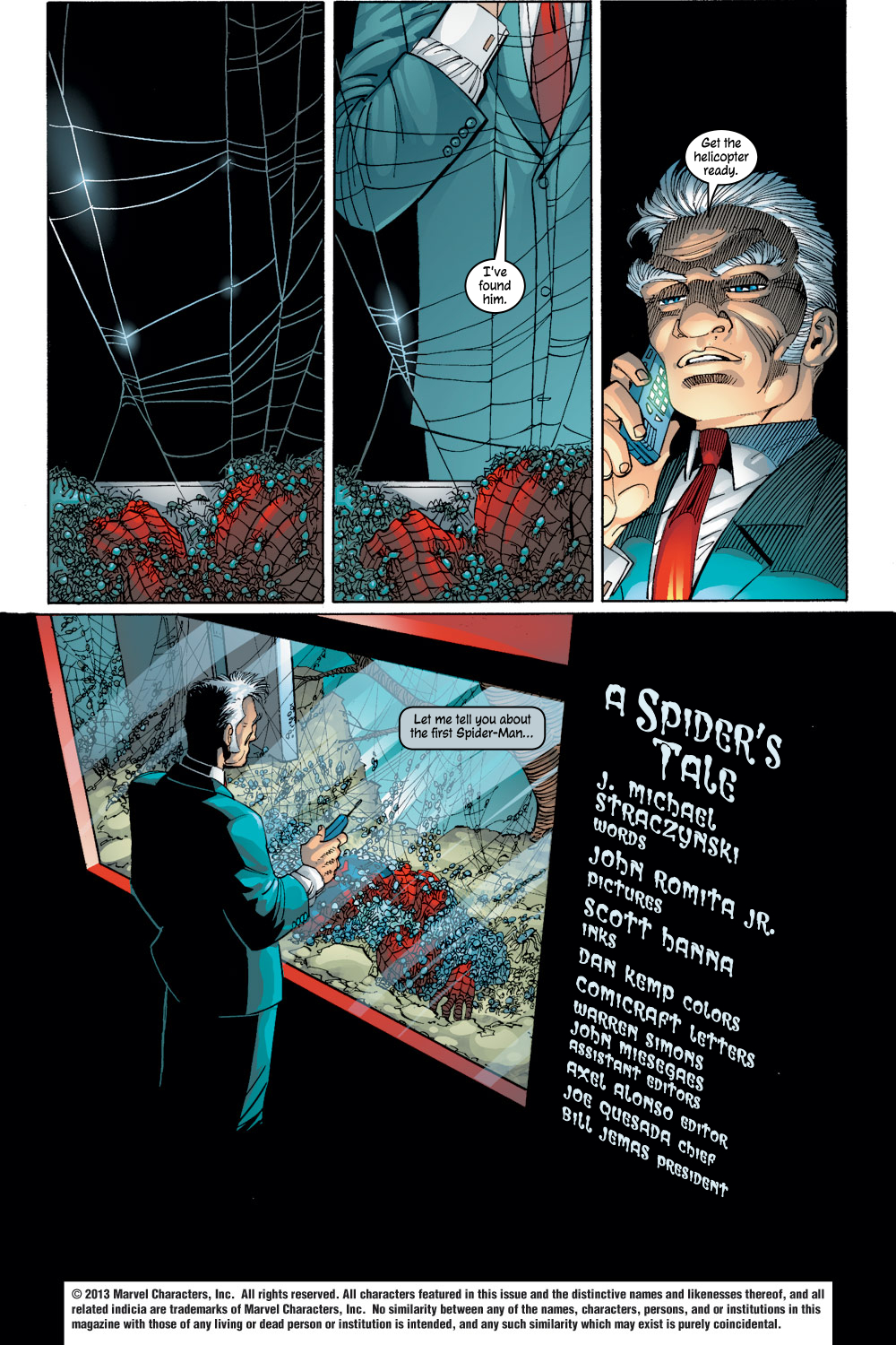 The Amazing Spider-Man (1999) 48 Page 2