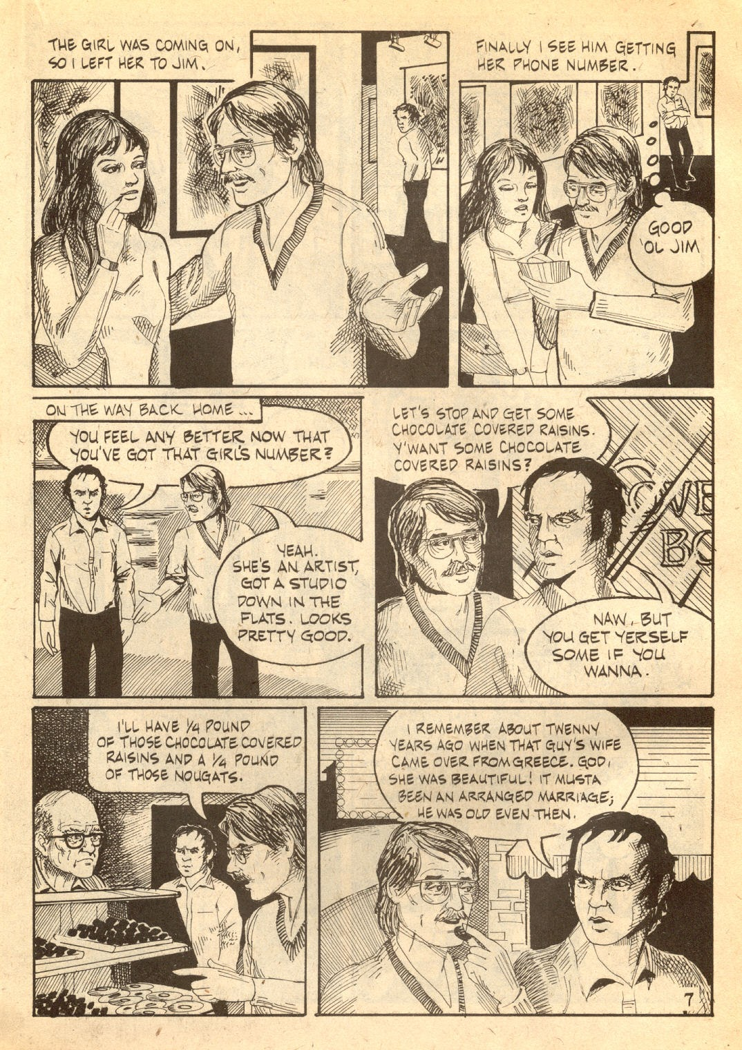 American Splendor (1976) issue 7 - Page 38