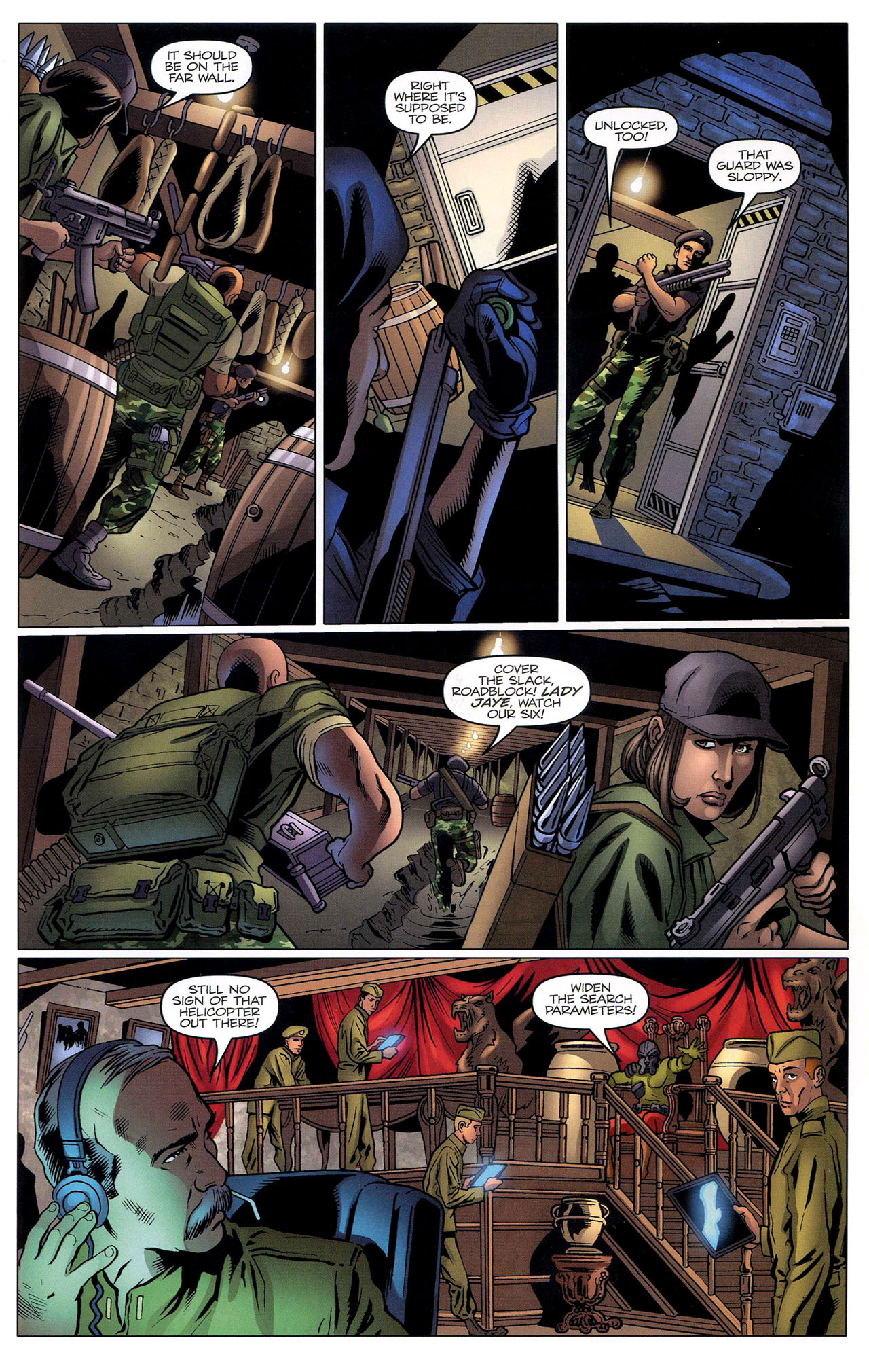 G.I. Joe: A Real American Hero 171 Page 9