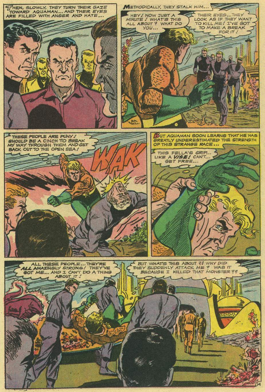Read online Adventure Comics (1938) comic -  Issue #492 - 25