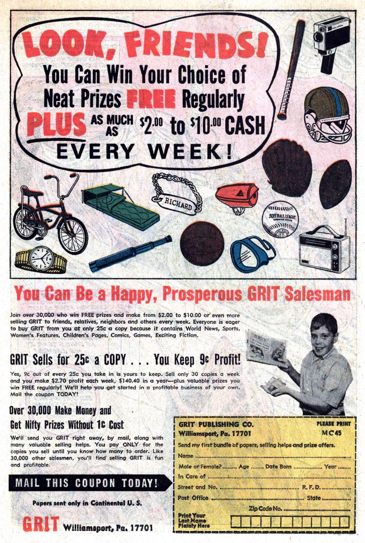 Read online Amazing Adventures (1970) comic -  Issue #30 - 15